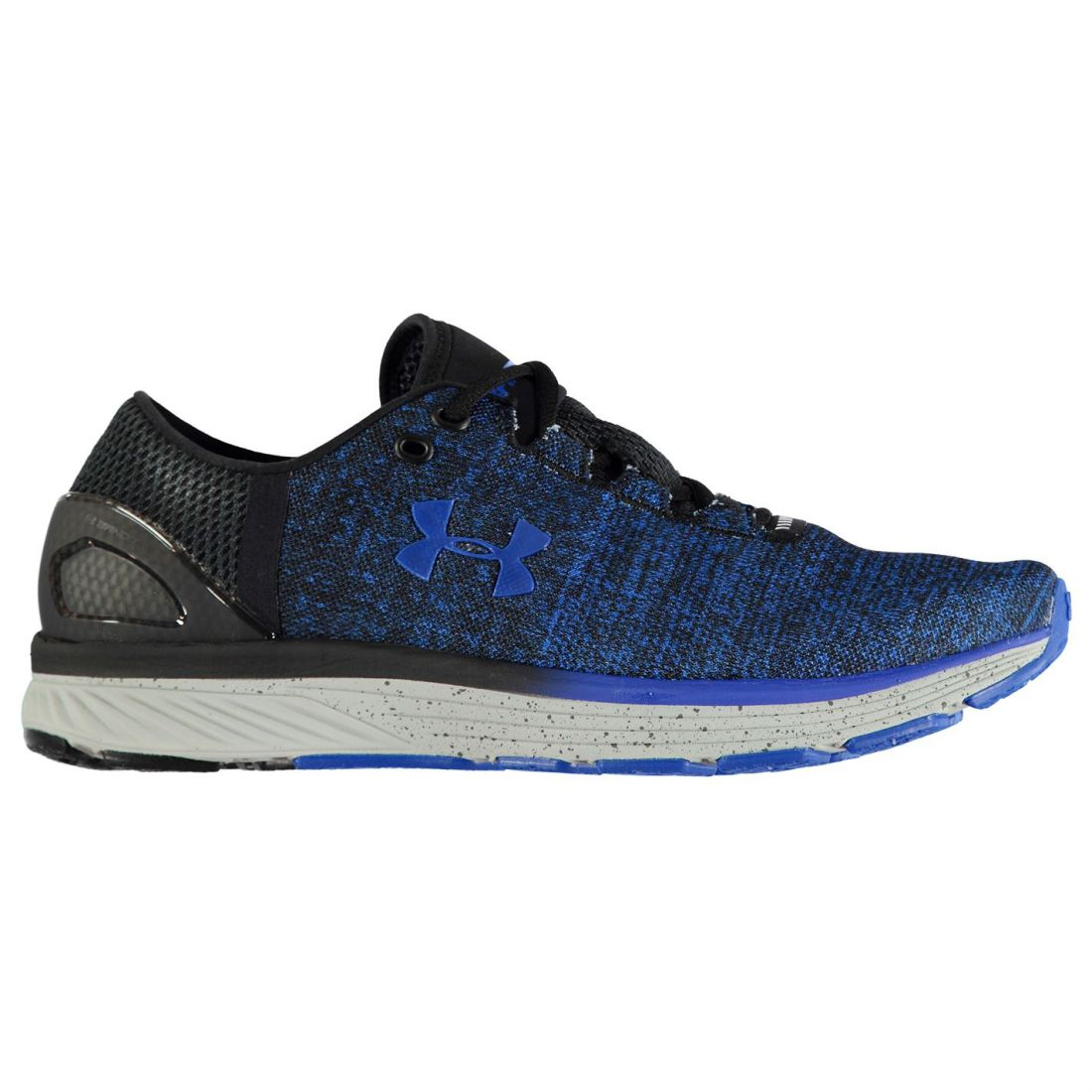 Under Armour Charged Bandit 3 Running Shoes Mens Gents Road Laces Fastened