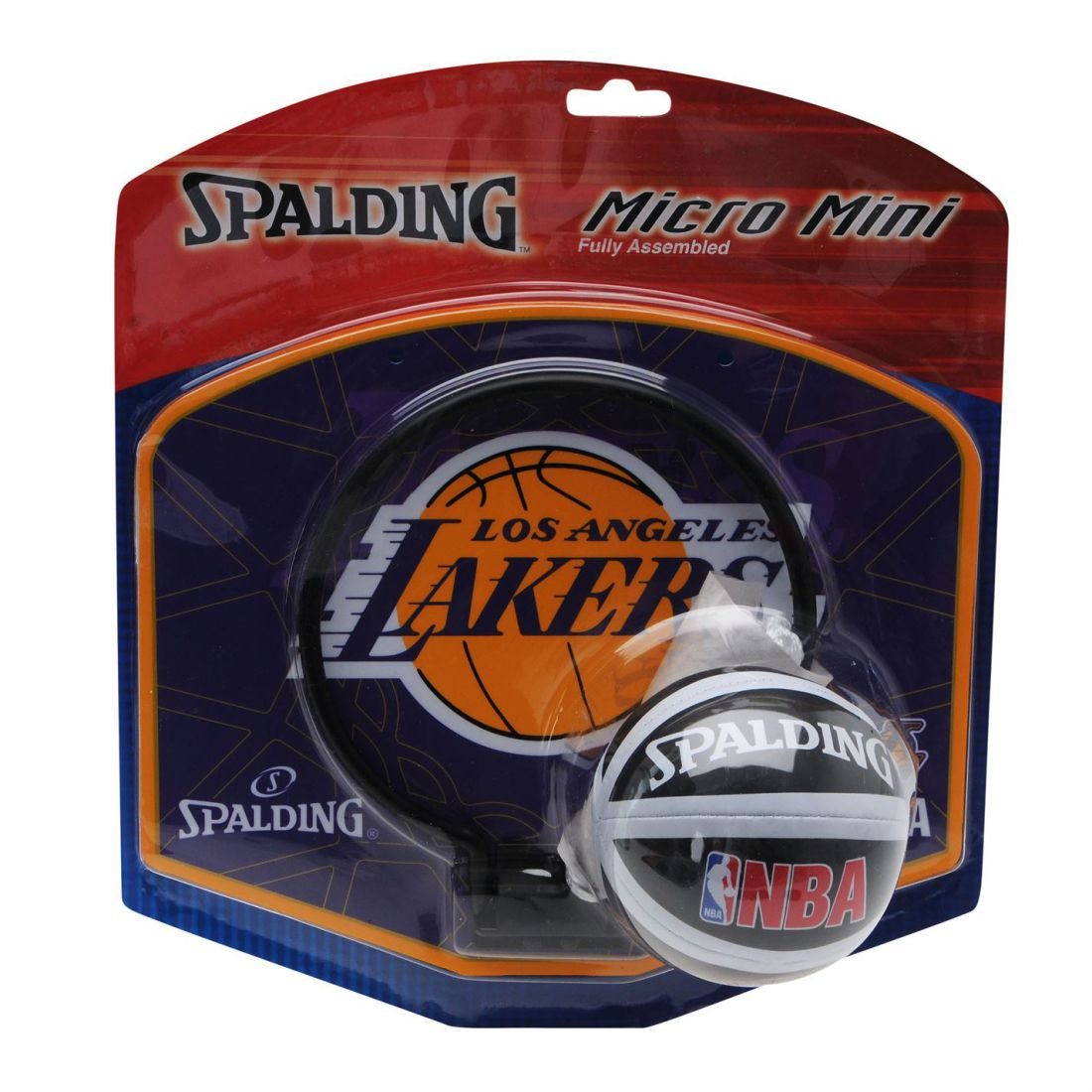 Spalding Team Miniboard Childrens Toy Ball