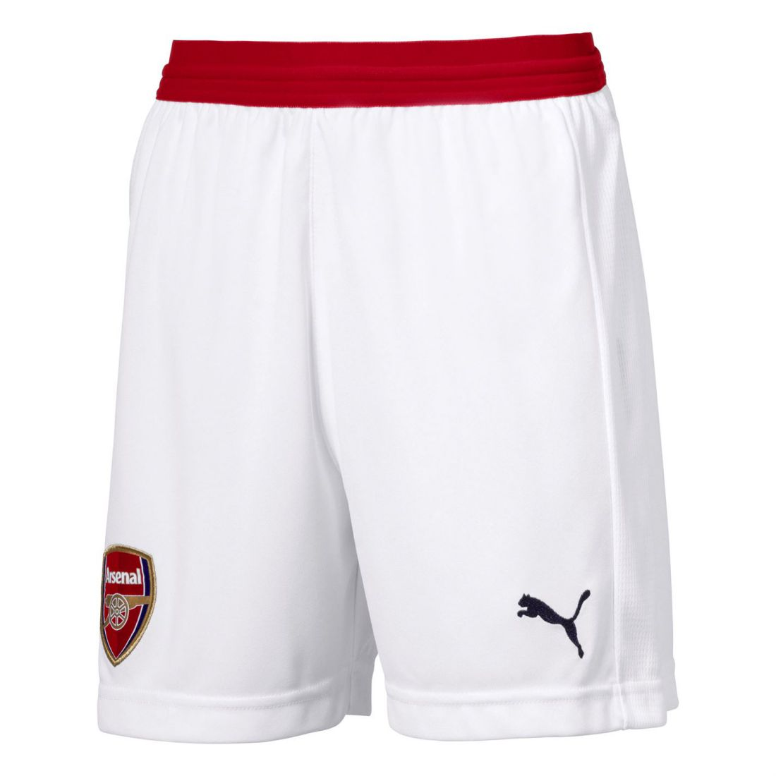 Puma Arsenal Home Shorts 2018 2019 Youngster Childrens Domestic Pants Trousers
