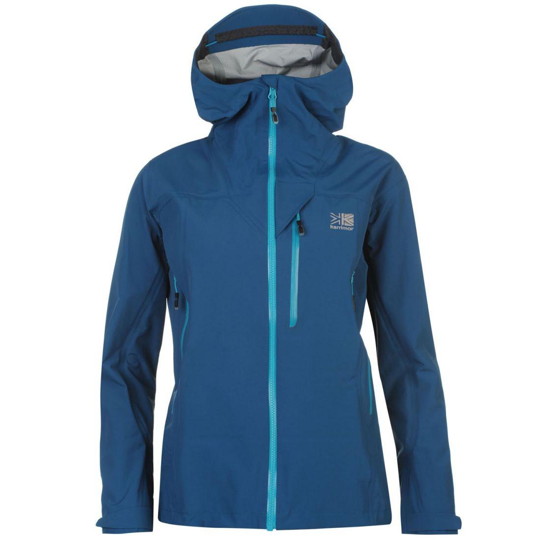 Karrimor Ladies Hot Rock Jacket Weather Resistant Breathable Hooded Zipped