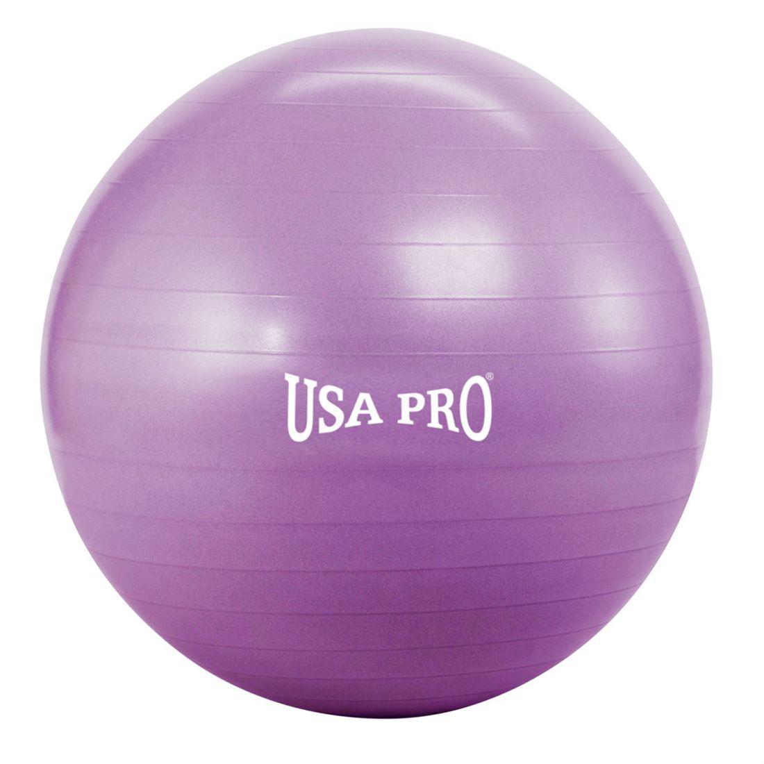 USA Pro Yoga Exercise Ball Unisex
