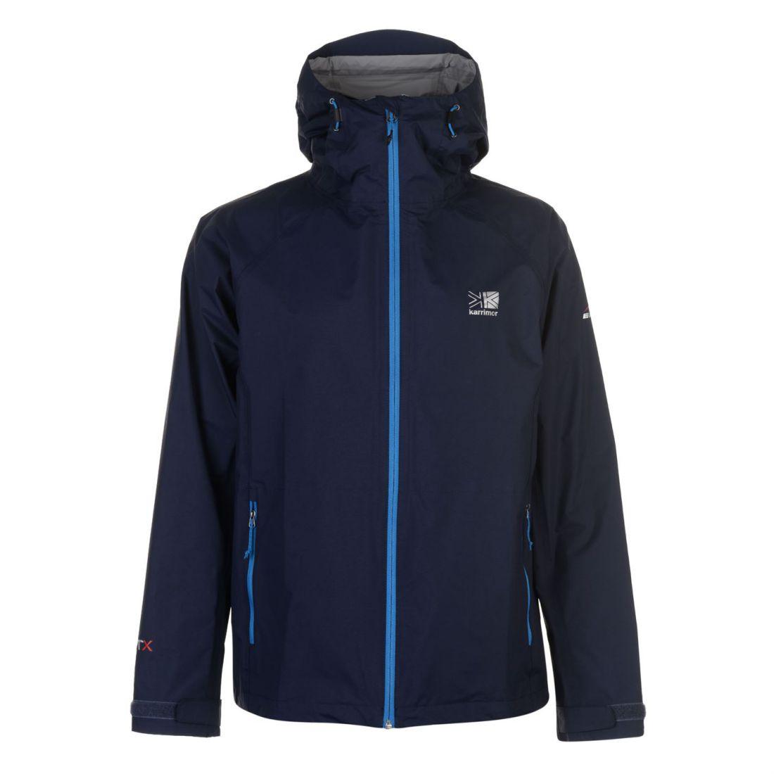 Karrimor Mens Helium 2.5L Jacket Waterproof Coat Top