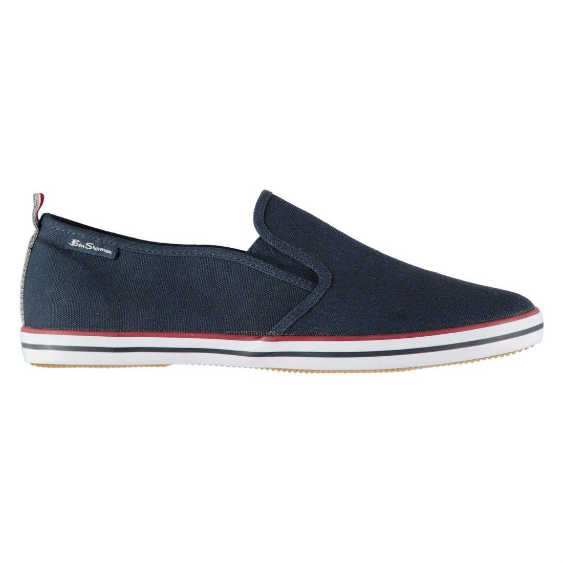 ben sherman canvas shoes