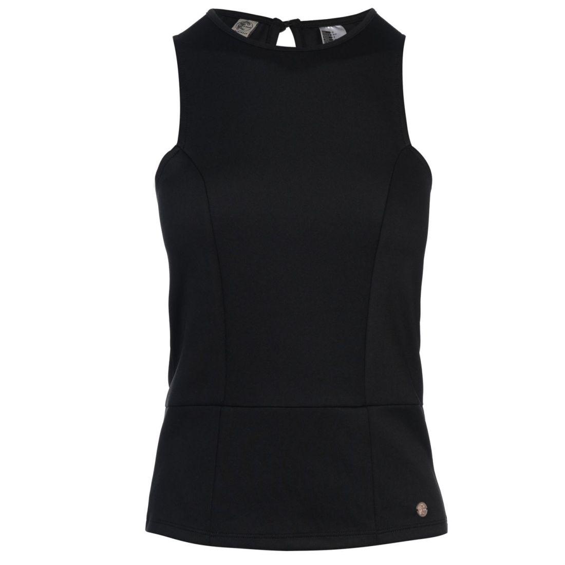 Oneill Neo Camiseta sin mangas señoras Chaleco Sin Mangas Tramo Cuello Redondo