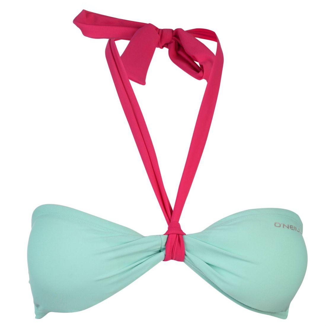 ONeill MM Solid Bandeau Bikini Top Ladies