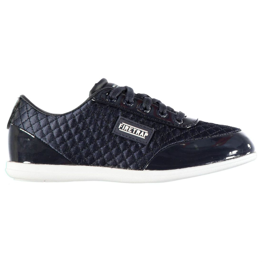 Firetrap Childrens Childs Dr Domello Fashion Sneakers Trainers Lo Lace Up Shoes