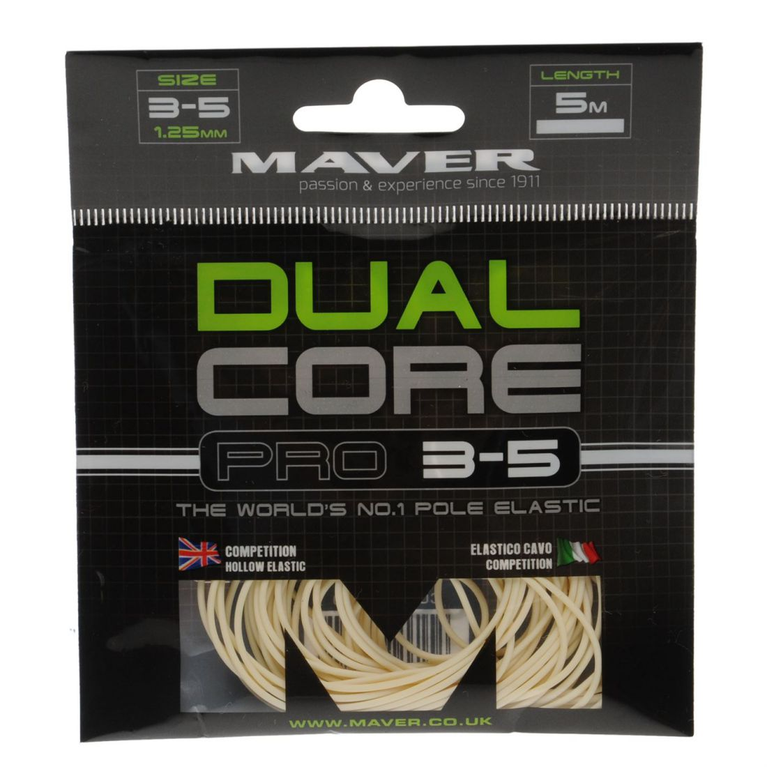 Maver Dual Core match Élastique Unisexe Pêche Elastics