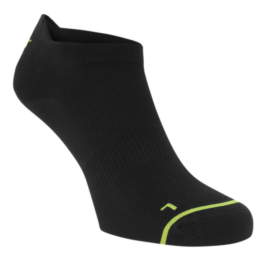 1x Karrimor Gents Mens Super Lite Running Trainer Socks Anti Odour Ankle Pair