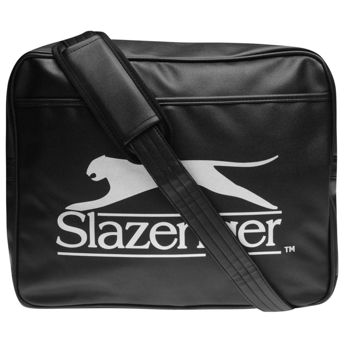 Slazenger Unisex Flash Flight Bag Zip Print