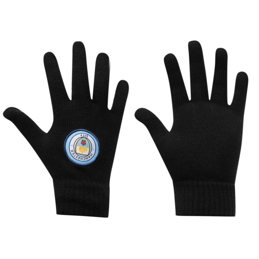 Team Knit Glove Youngster Childrens Knitwear Gloves