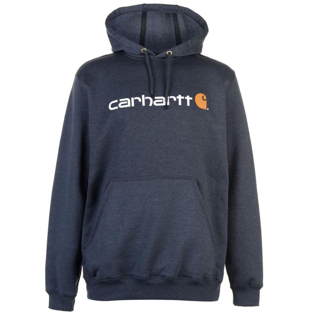 Carhartt Mens Logo Hoodie OTH Hoody Hooded Top