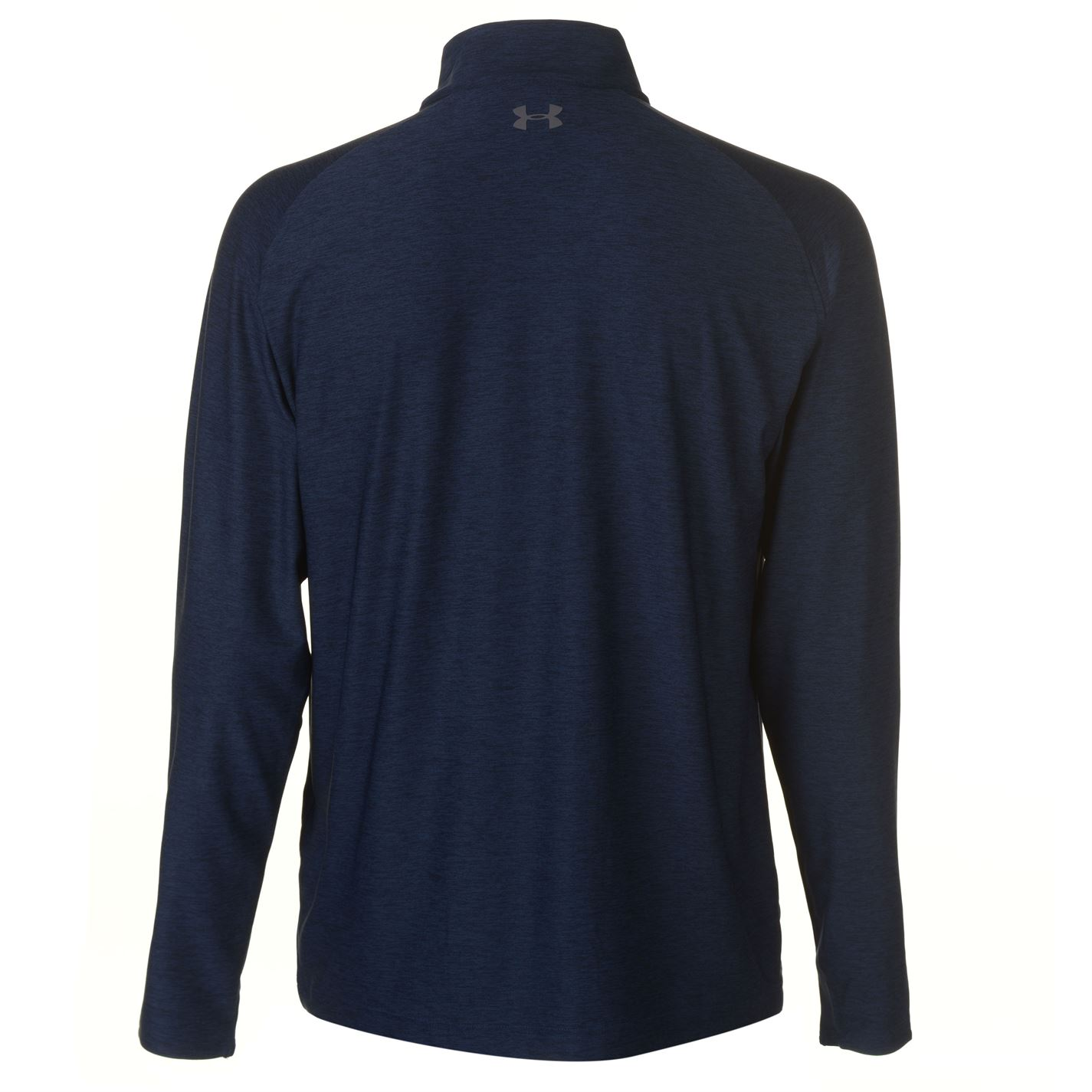 Under Armour Mens Play Off Half Zip Top Pullover Sweater Jumper Long Sleeve