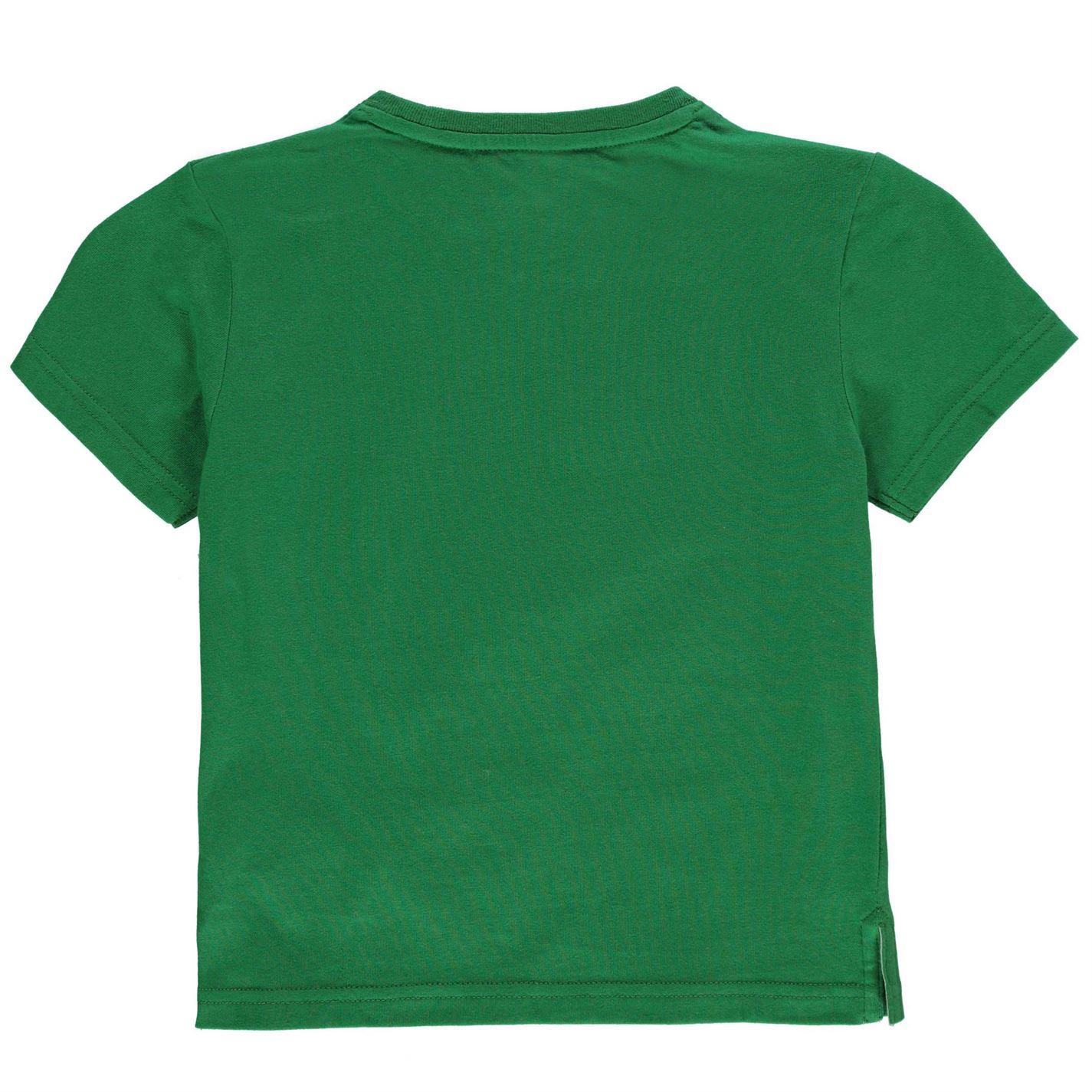 Team Newcastle United Crest T Shirt Infants Boys Crew Neck Tee Top Short Sleeve