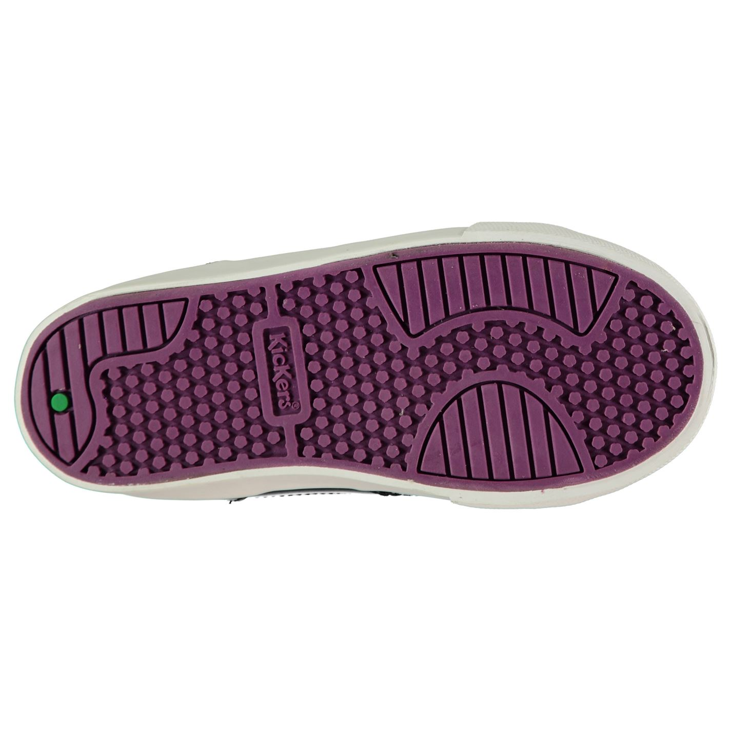 KICKERS Chella Chaussures Filles Everyday Enfiler Bow