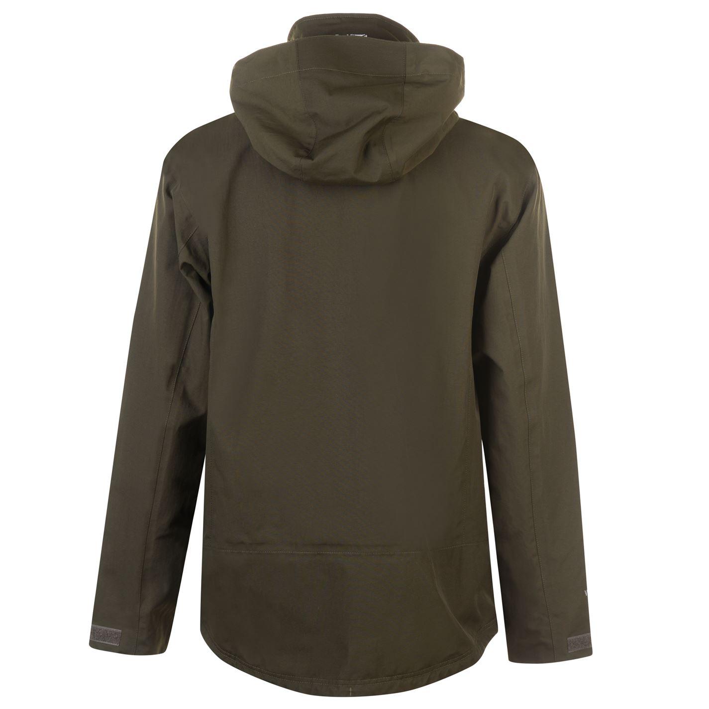 Karrimor Urban Jacket Weathertite Waterproof Foldaway Hood Mens Gents