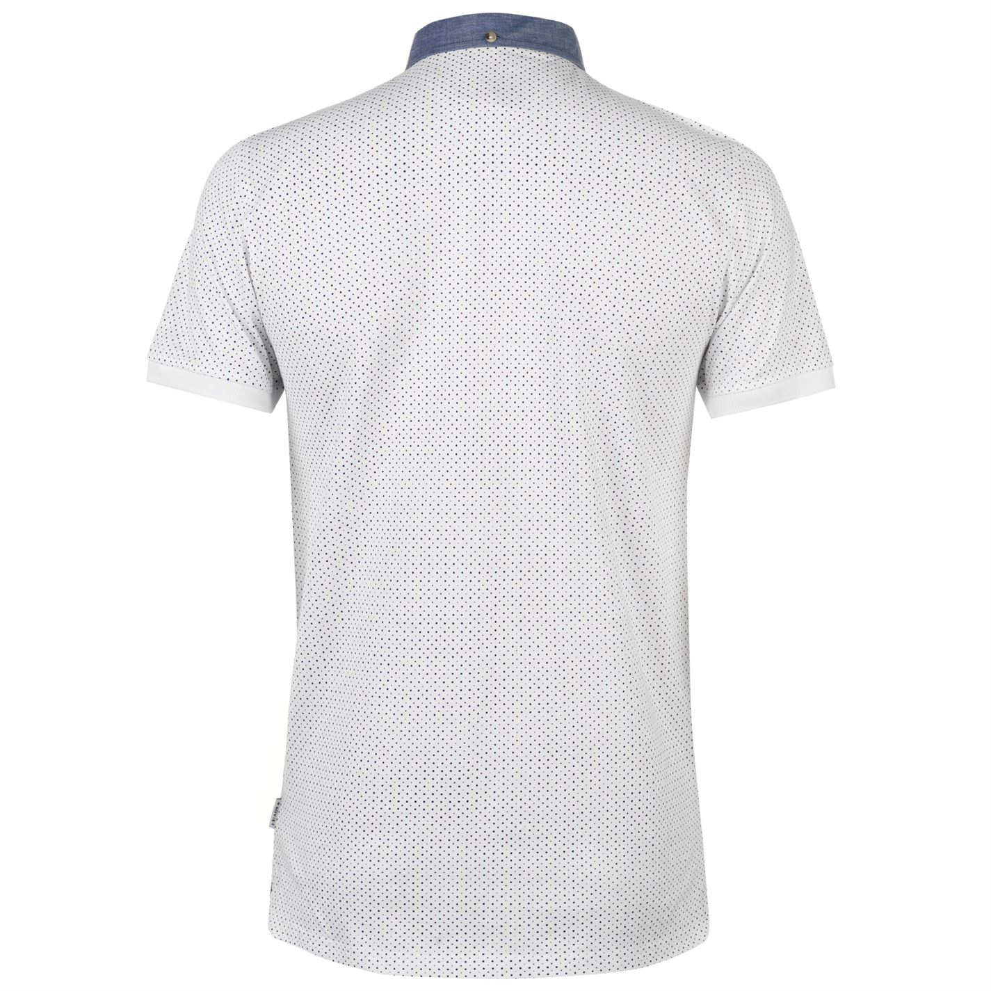 POLO CHAMB SOVIETICA Uomo Gents Slim Fit Shirt Tee Top