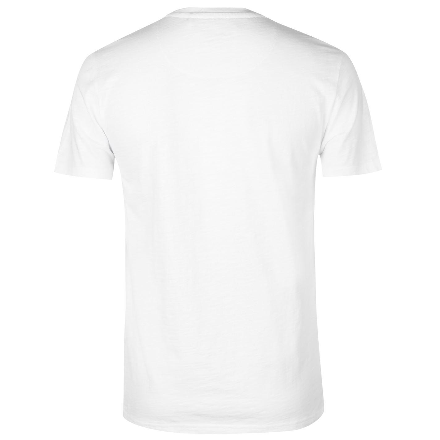 SoulCal Mens Photo T Shirt Crew Neck Tee Top Short Sleeve Print