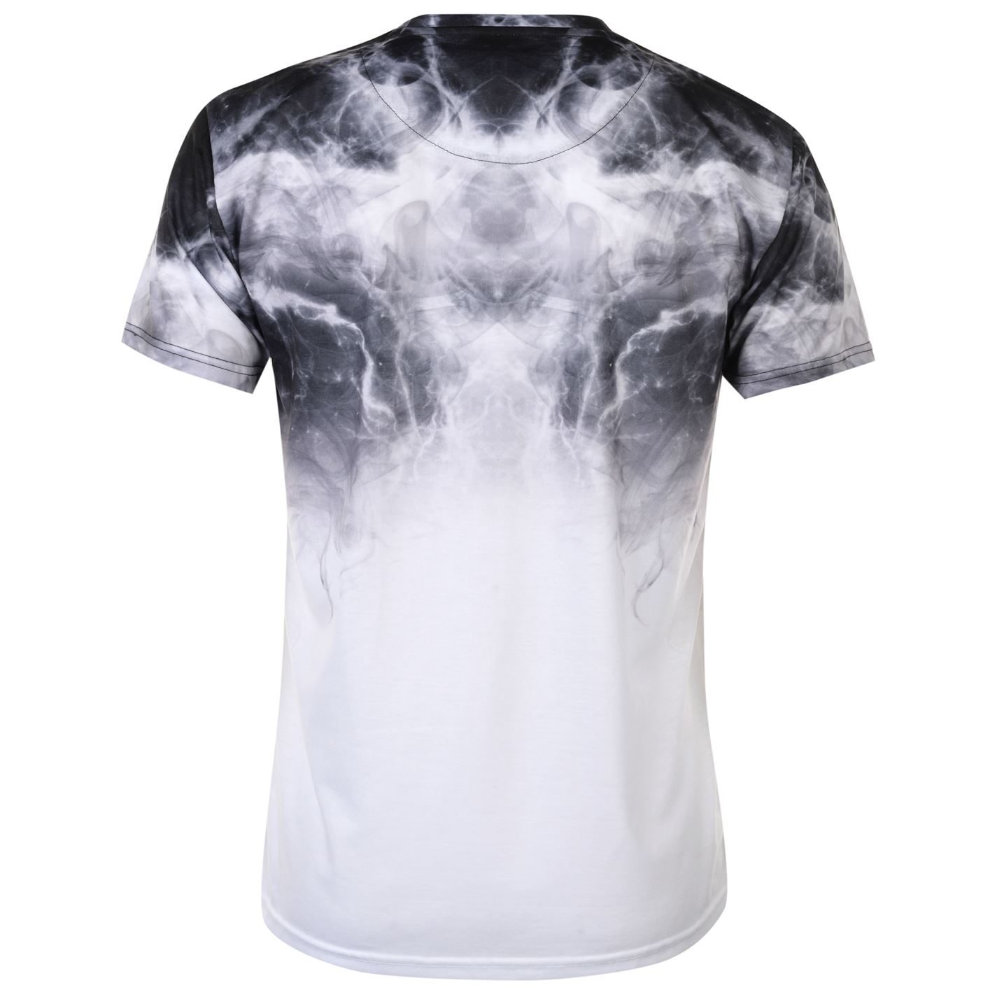 Firetrap Sub T Shirt Mens Gents Crew Neck Tee Top Short Sleeve Round Lightweight