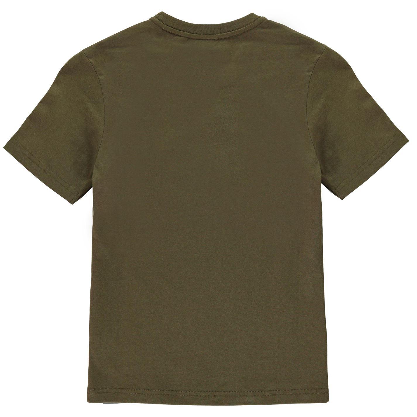 Everlast T Shirt Youngster per Bambini Girocollo Tee Top manica corta cotone stamp