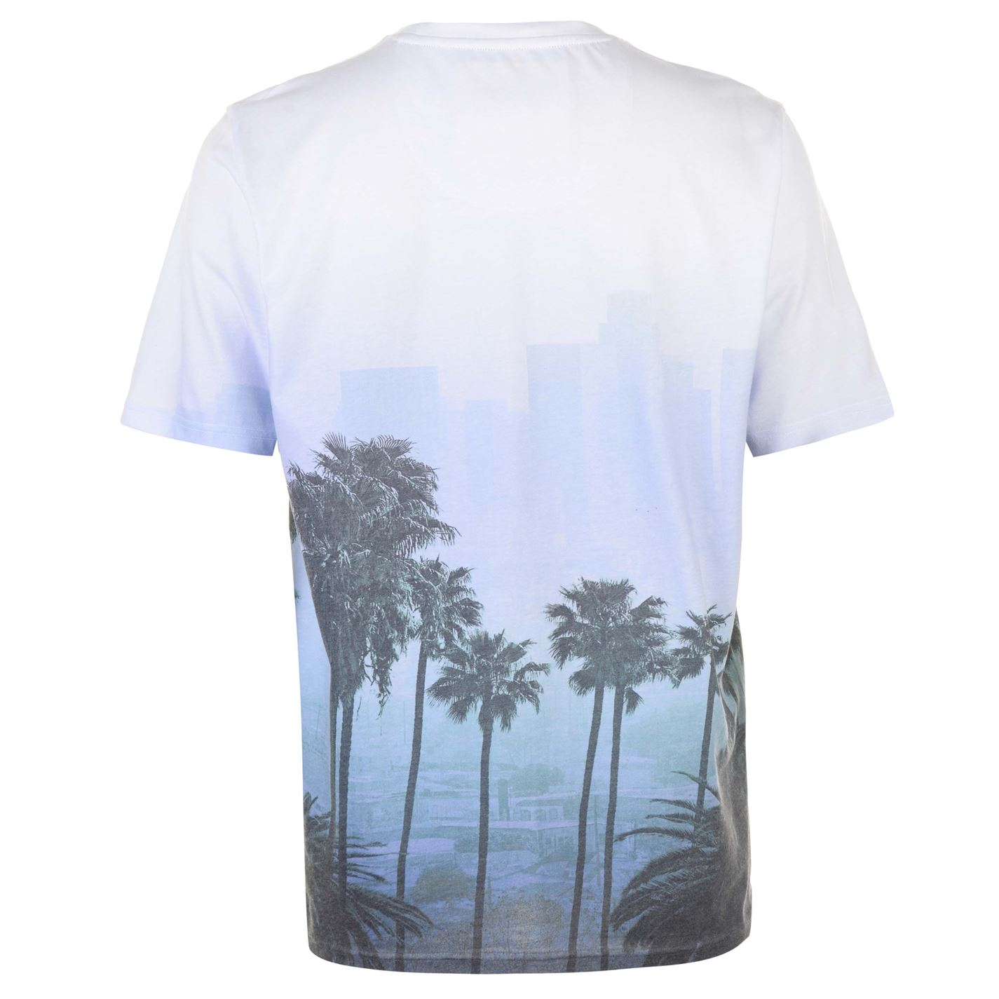 Mens SoulCal Sublime T Shirt Crew Neck Short Sleeve New