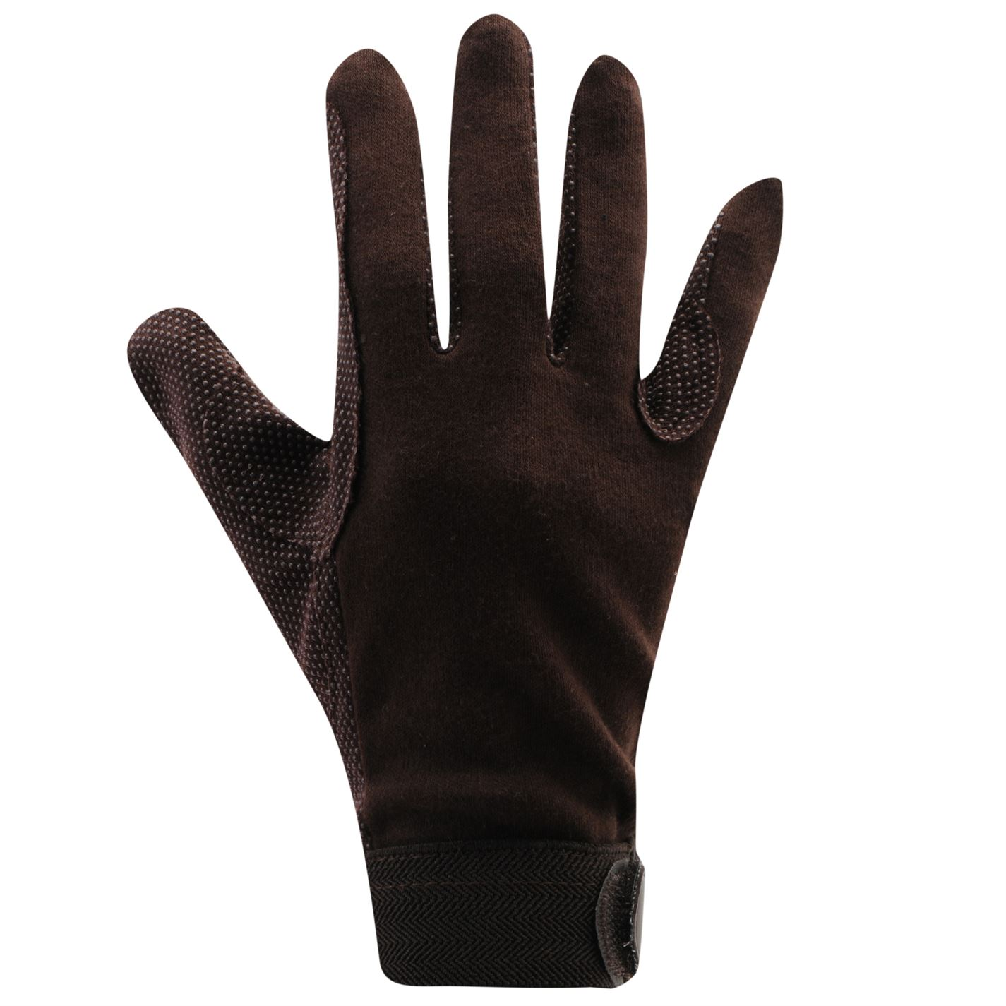 Requisite Womens Gloves Cotton Grip Riding Glove Robinsons New
