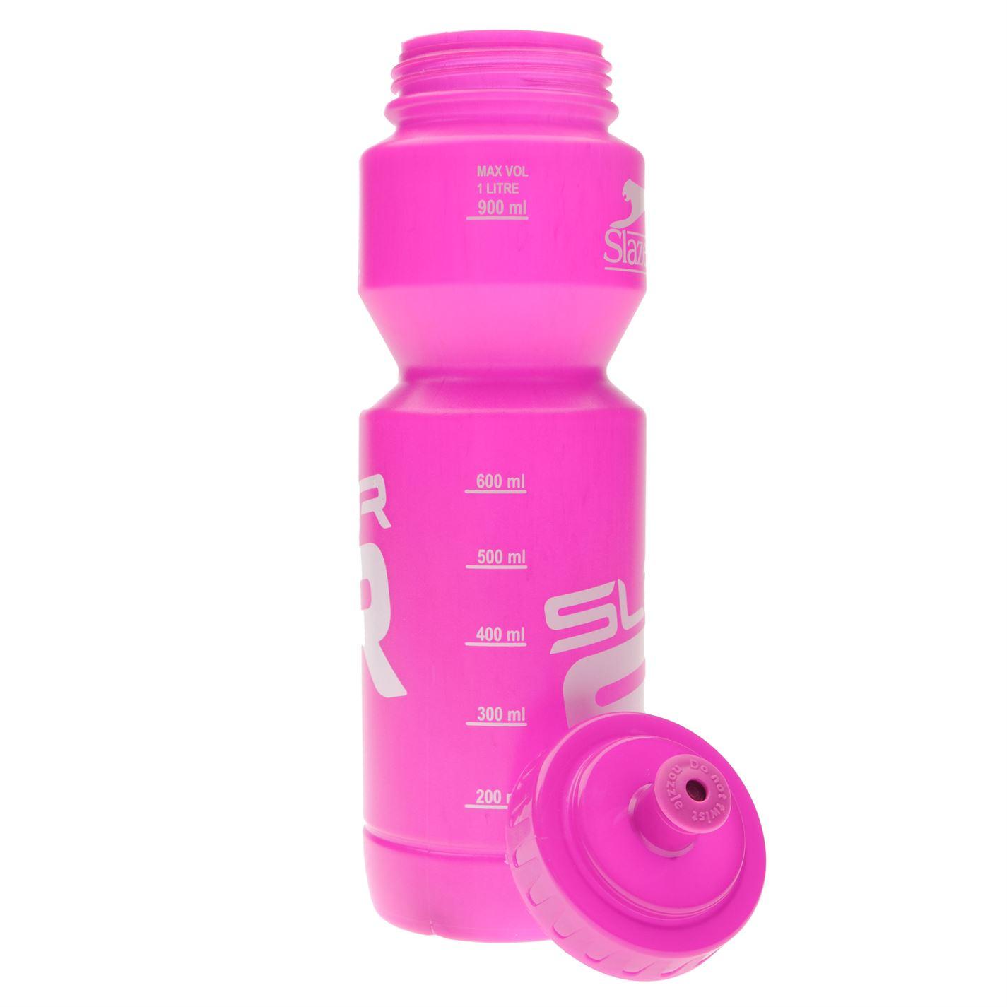 Slazenger bouteille d/'eau X Large Unisexe TIMBRE Athletic Sport