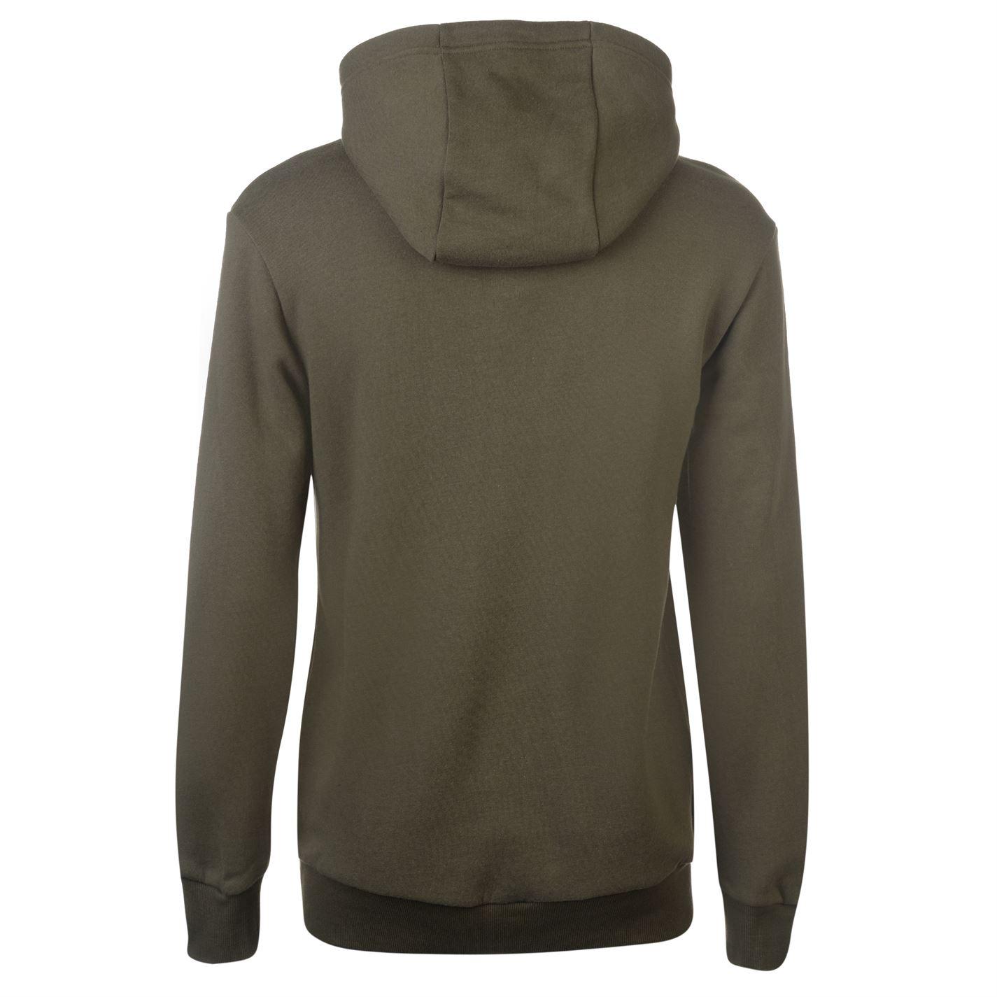 Diem Heritage Hoodie Sweatshirt LS Hoody Hooded Jumper Top Mens Gents
