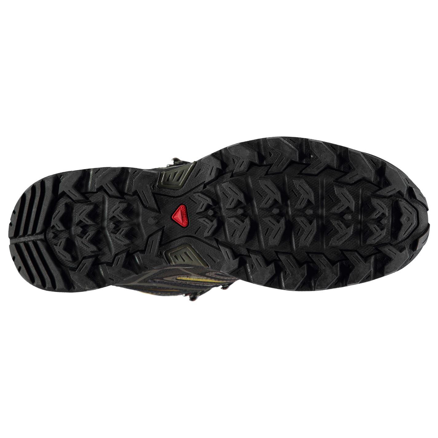 Salomon X Ultra 3 GTX MID Chaussures de Marche Homme Gents Bottes Gore Tex