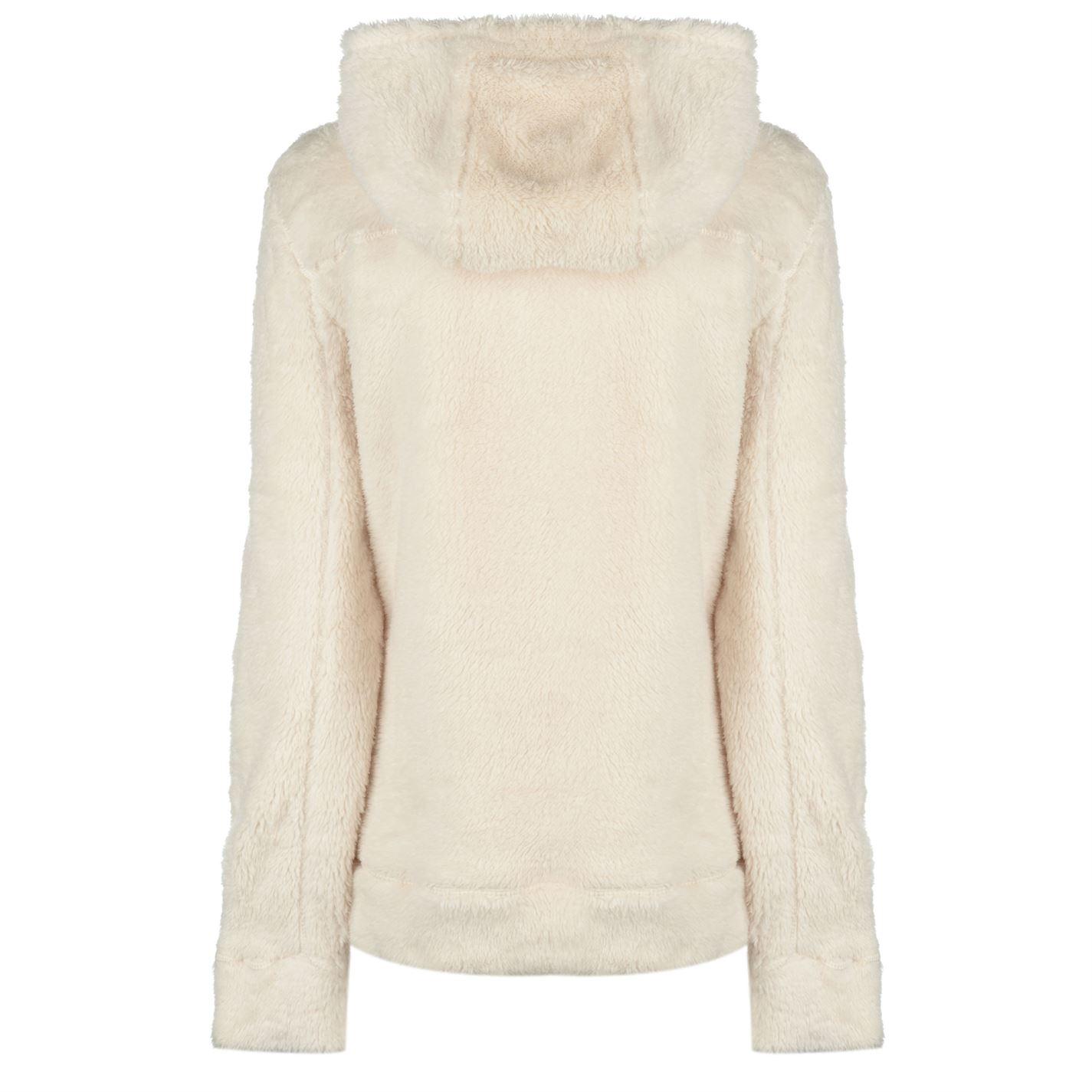 Gelert Yukon Fleece Hoodie Ladies Zipped Top Hoody Hooded Sweatshirt Jumper Full