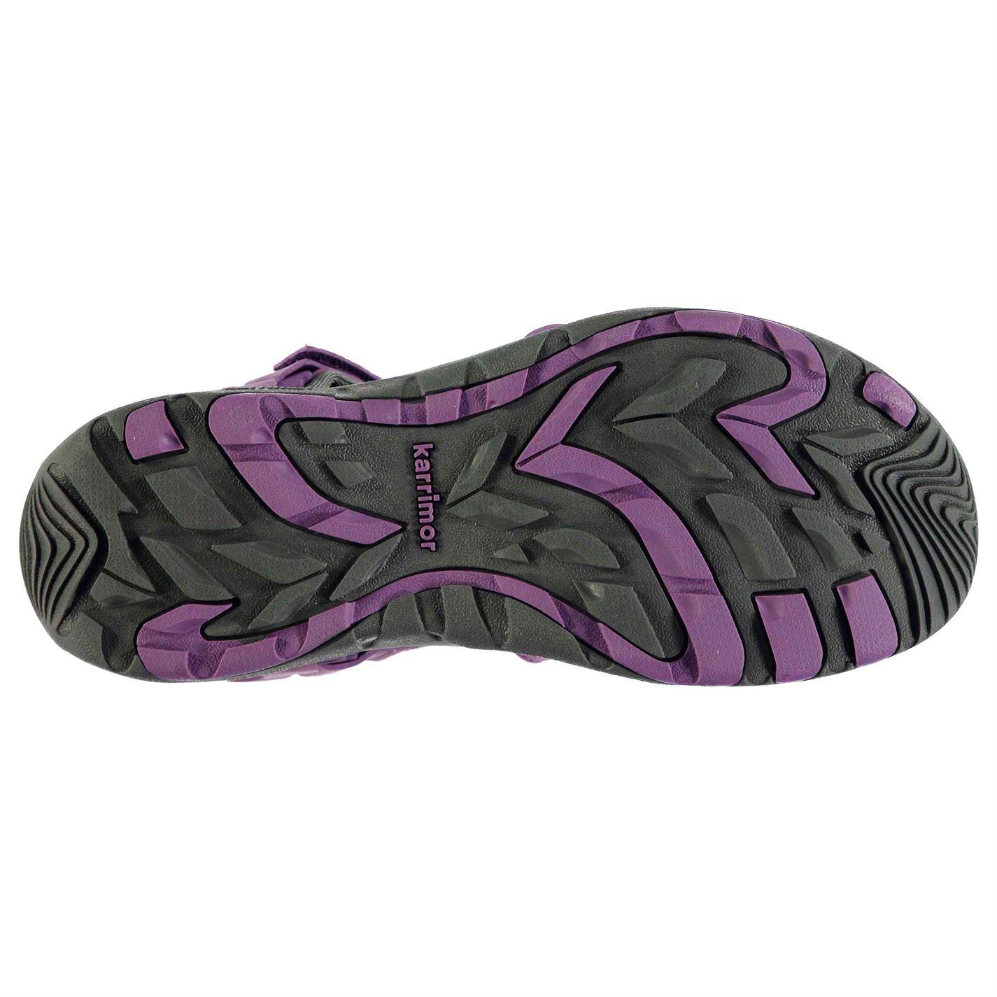 Karrimor Ladies Salina Leather Walking Sandals Shoes Footwear