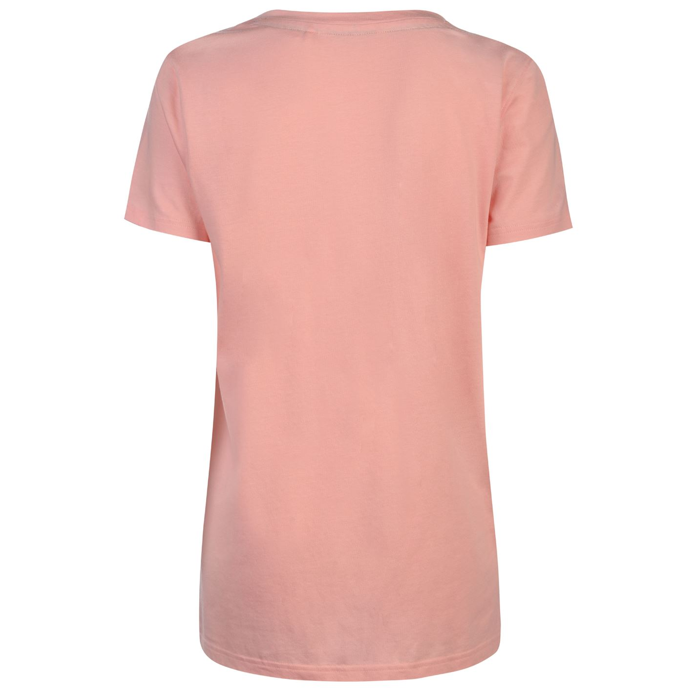 SoulCal Fashion Luxe T Shirt Ladies Crew Neck Tee Top Short Sleeve Stamp