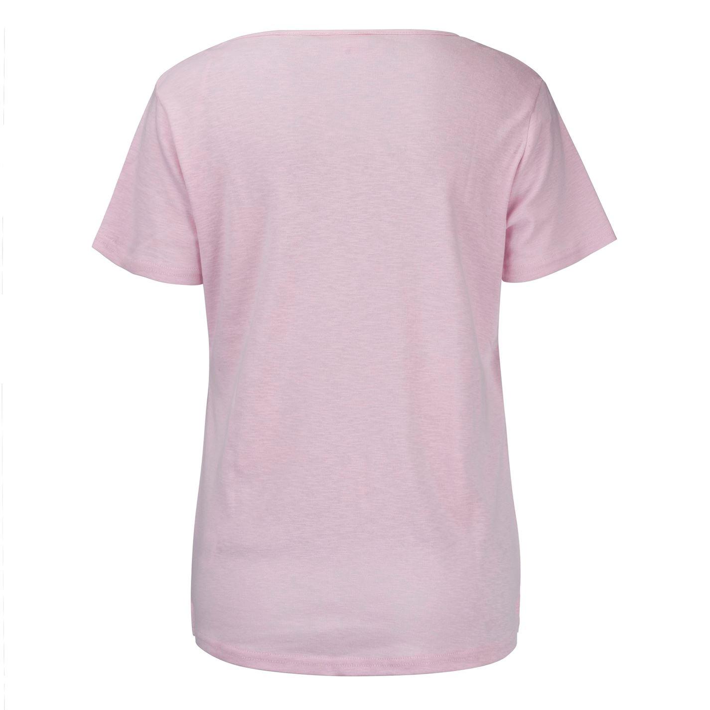 Lee Cooper Pocket T Shirt Donna Girocollo Tee Top manica corta cotone circonferenza petto