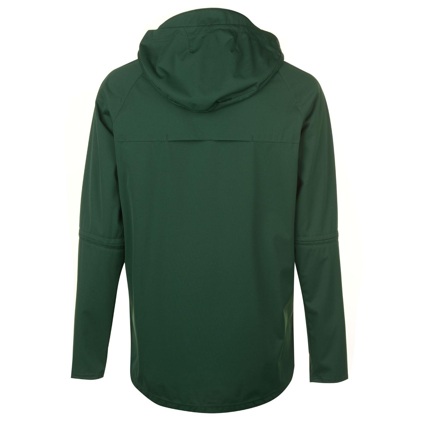 New Balance Celtic Rain Jacket 2018 2019 Mens Gents Licensed Coat Top Water