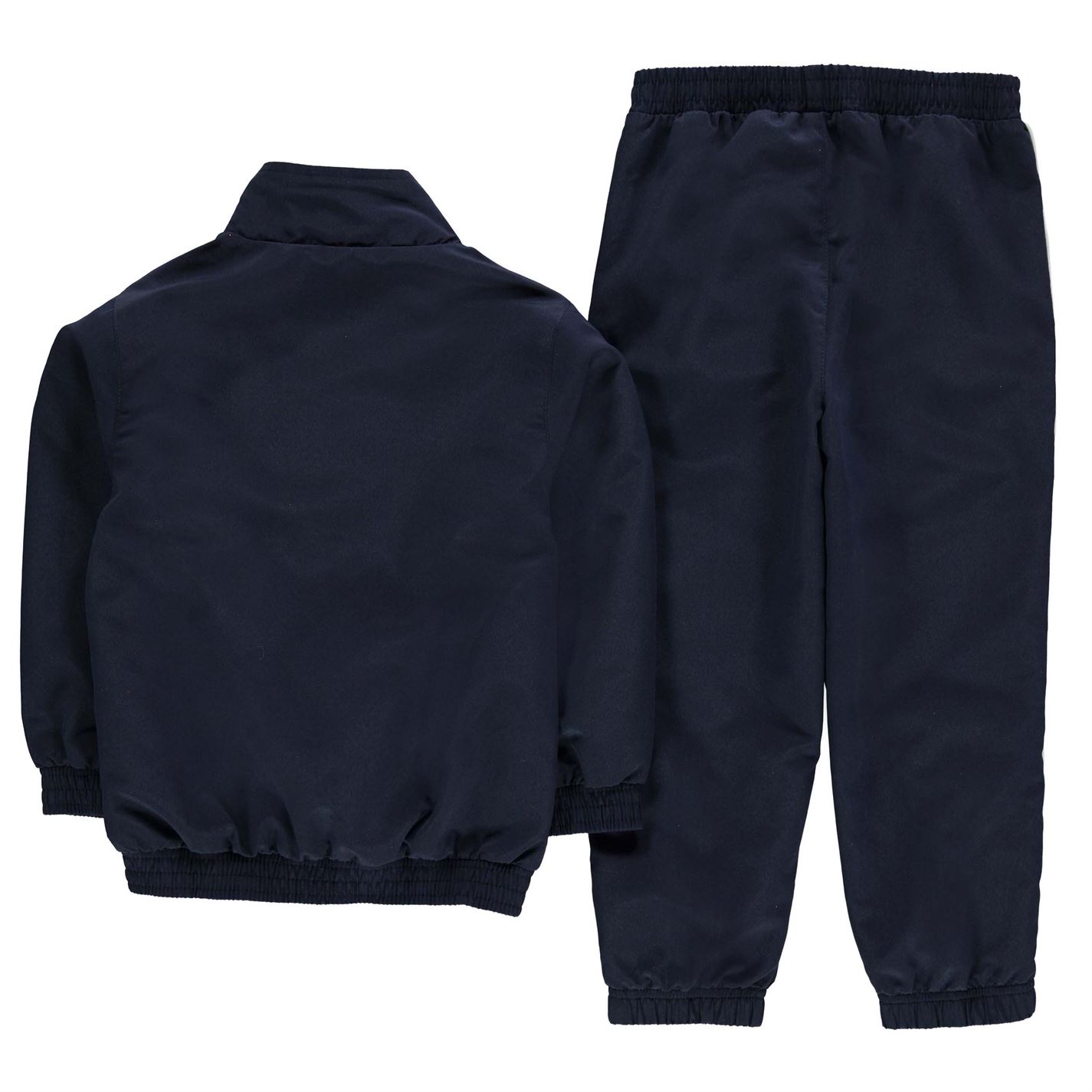 Slazenger Woven Suit Infant Tracksuit Zip Top and Bottoms Kids Boys Children