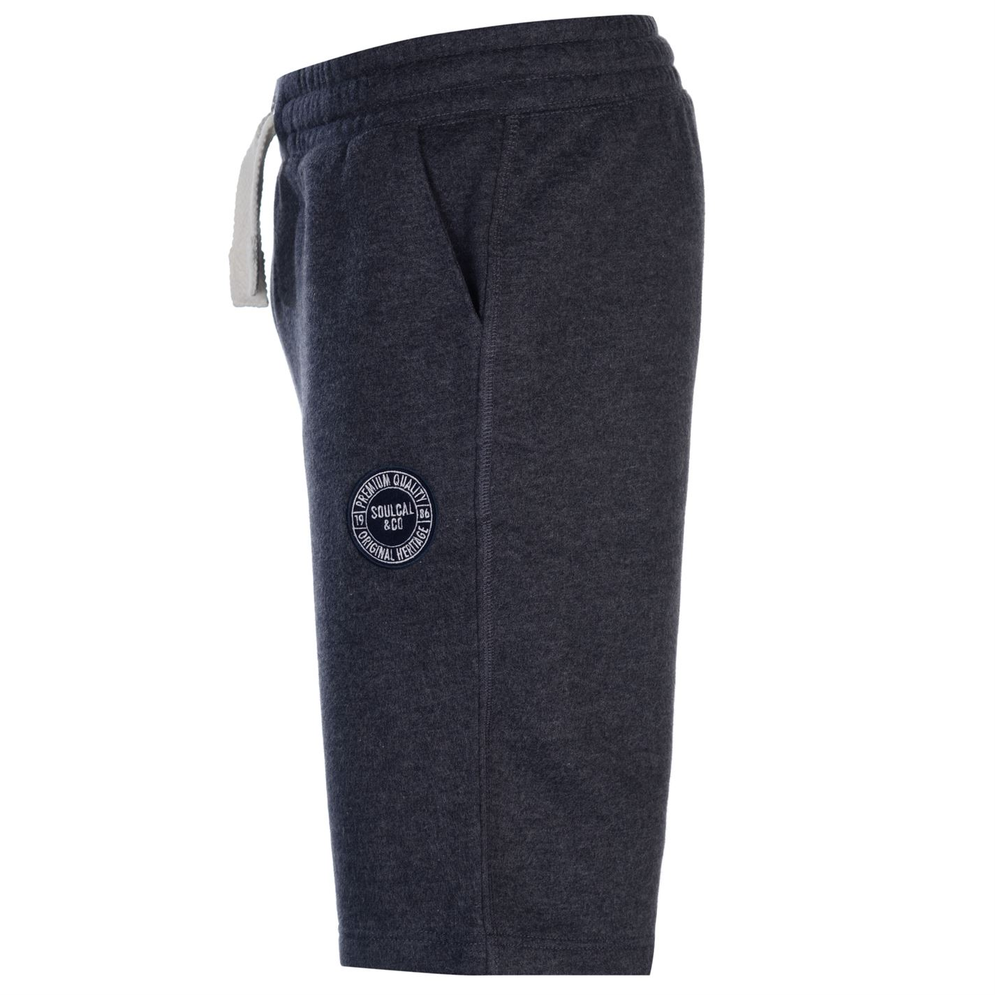 SoulCal Cal sigflc Shrt Uomo Gents In Pile Pantaloncini Pants Pantaloni Bottoms
