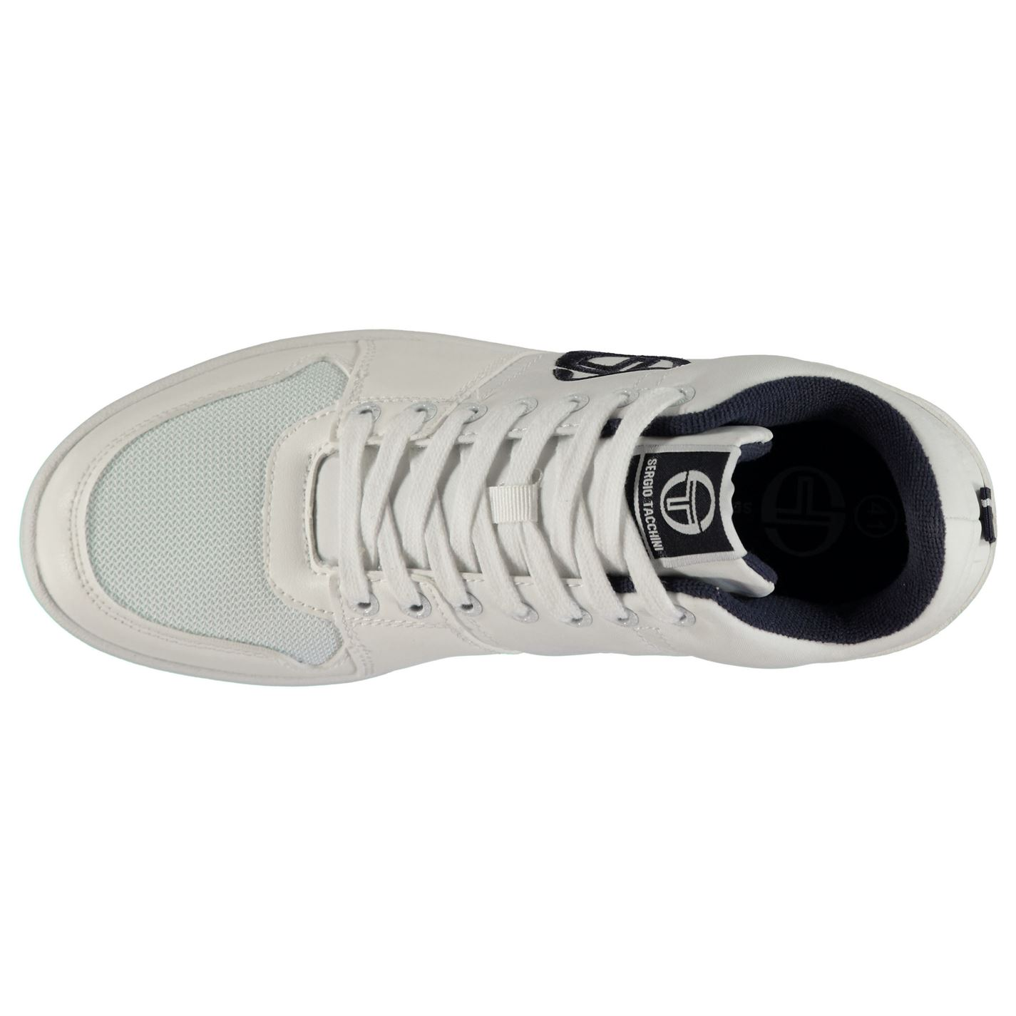 Sergio Tacchini Olimpia Mix Sneakers Mens Gents Classic