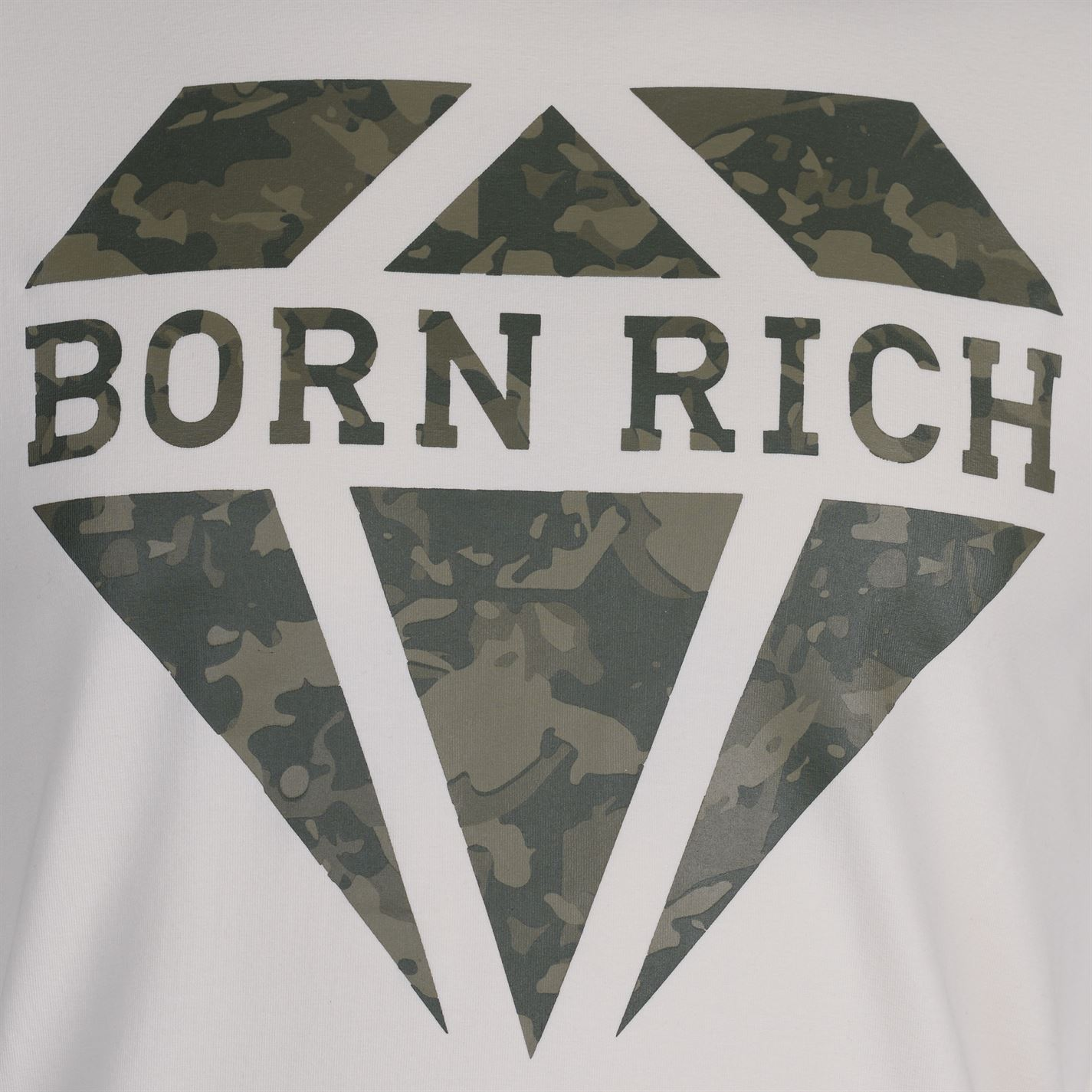 Born Rich Giggs T Shirt Mens Gents Crew Neck Tee Top Short Sleeve Round