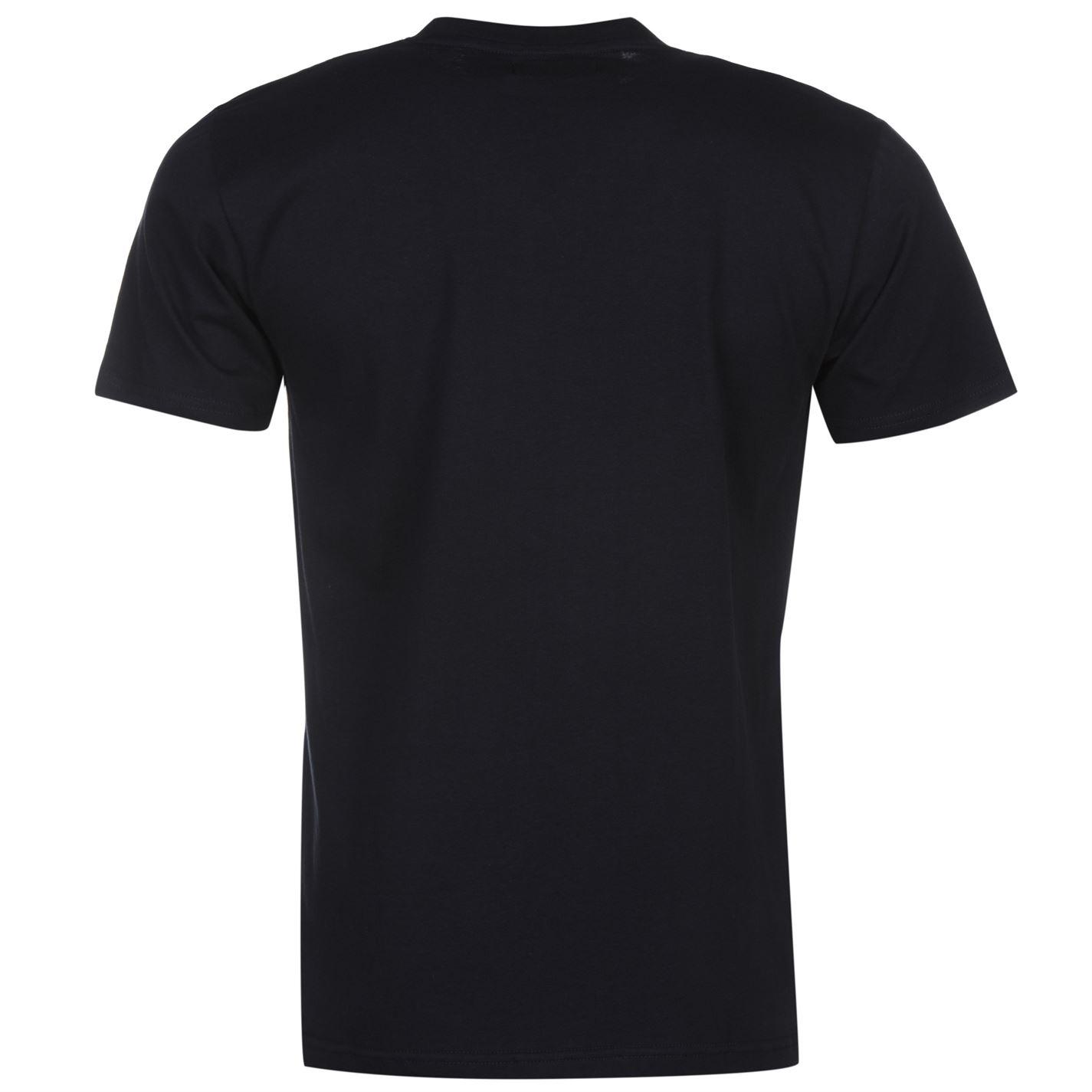 Pierre Cardin Gents Mens V-Neck T-Shirt Short Sleeve Tee Top