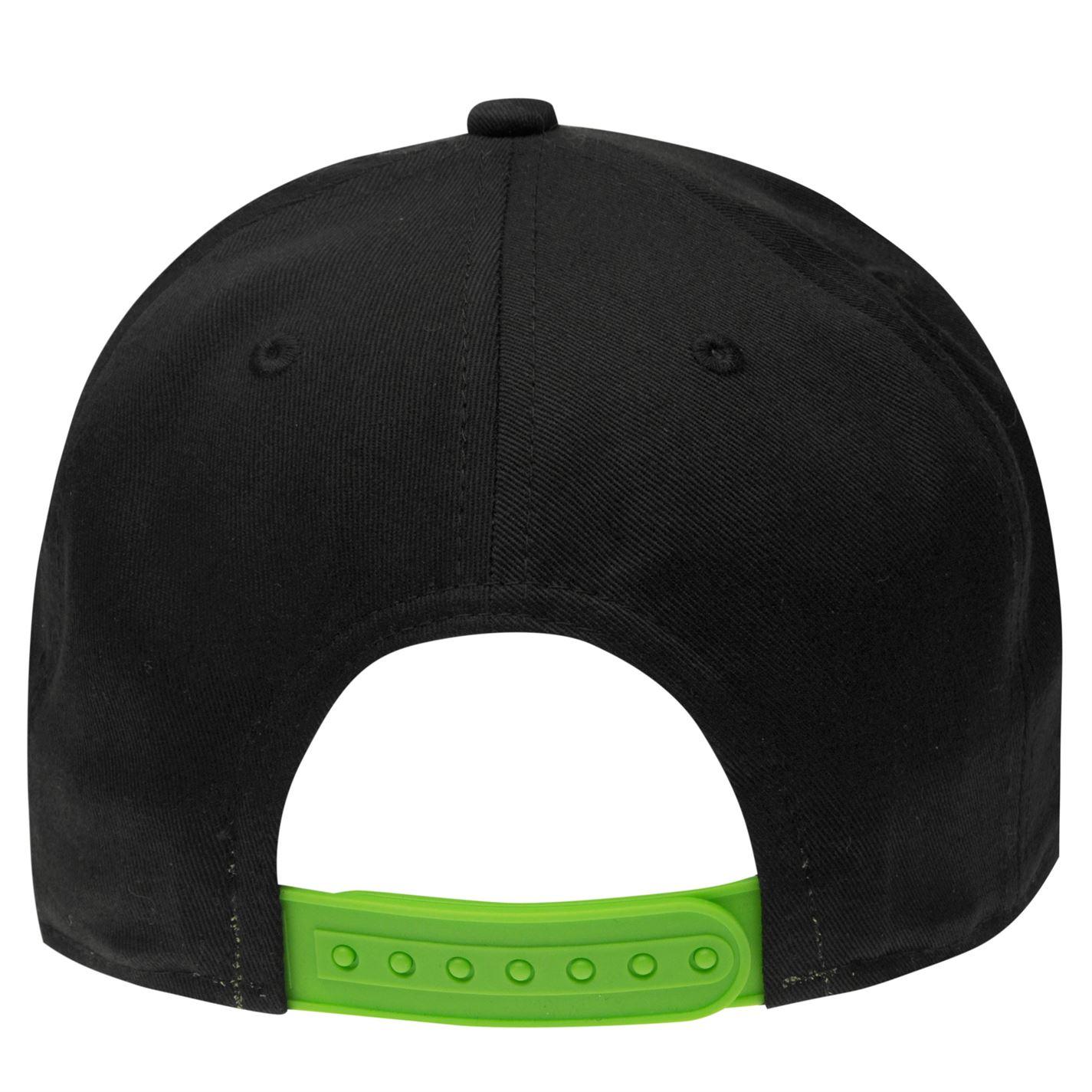 No Fear Childrens Snap Back Cap Hat Casual Headgear Flat Cover Top Accessory