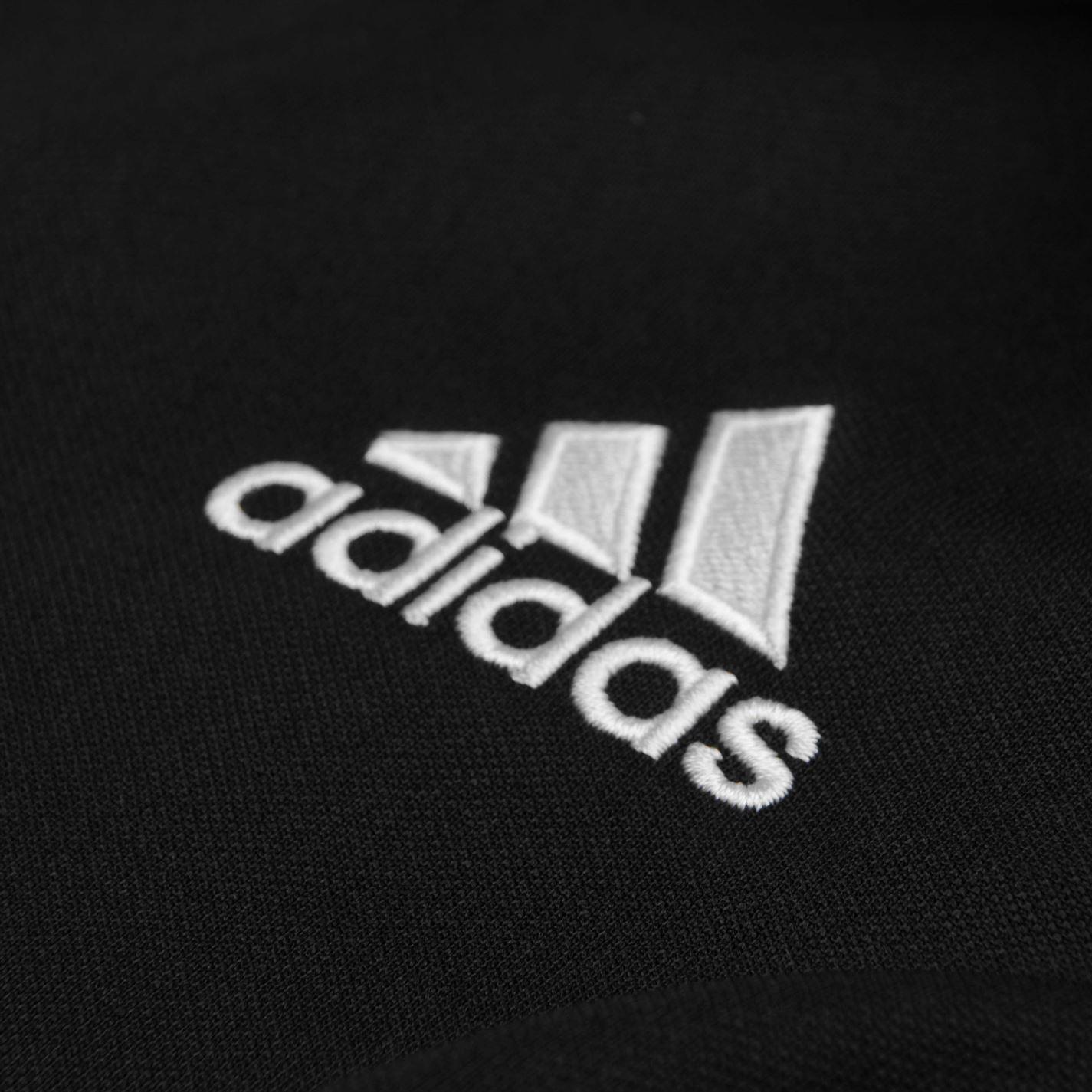 adidas Mens Gents Sereno Track Top Jacket Coat Training 1//4 Zipped Elastic Cuffs