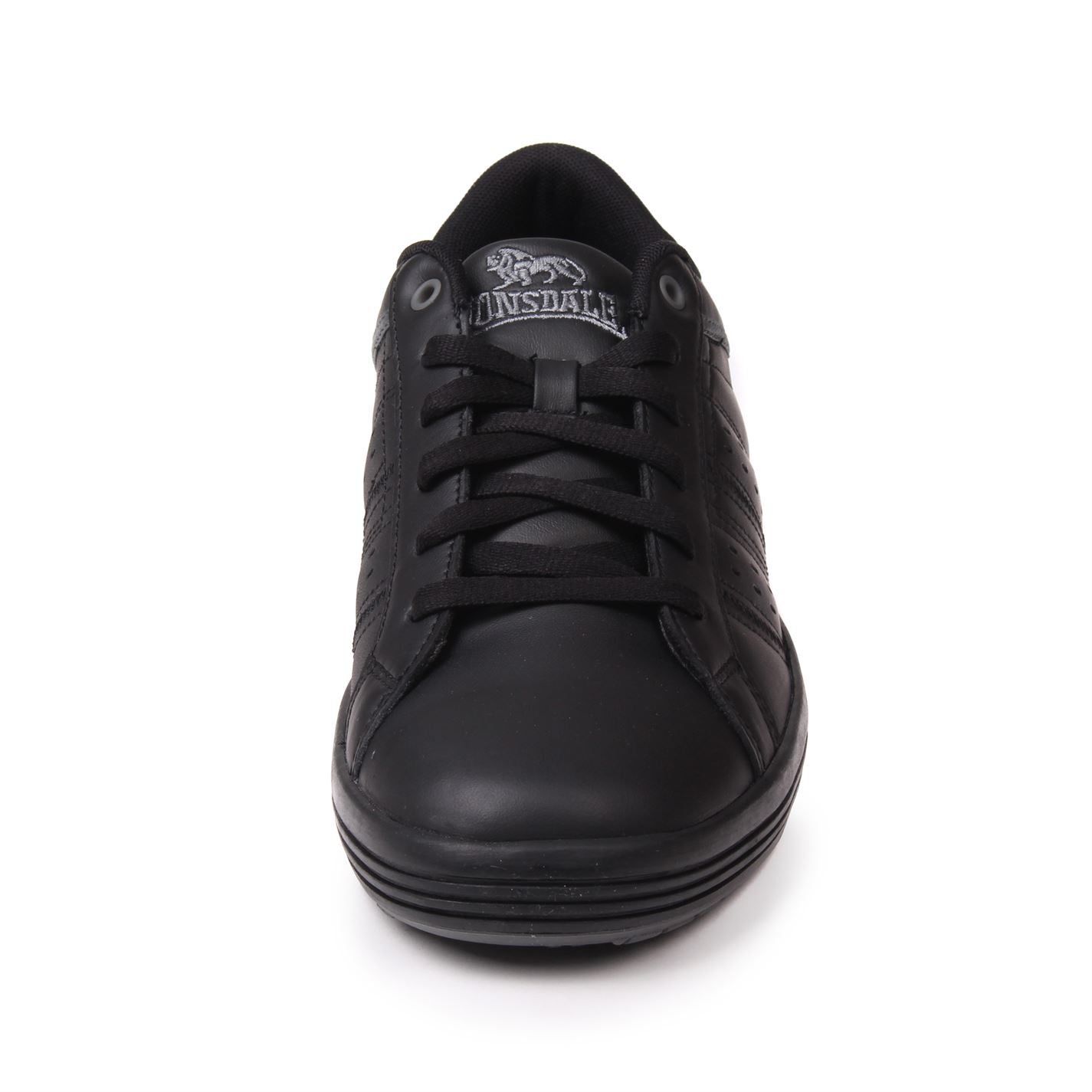 Lonsdale Ladbroke Trainers Pumps Running Sneakers Lace Up Gents Mens