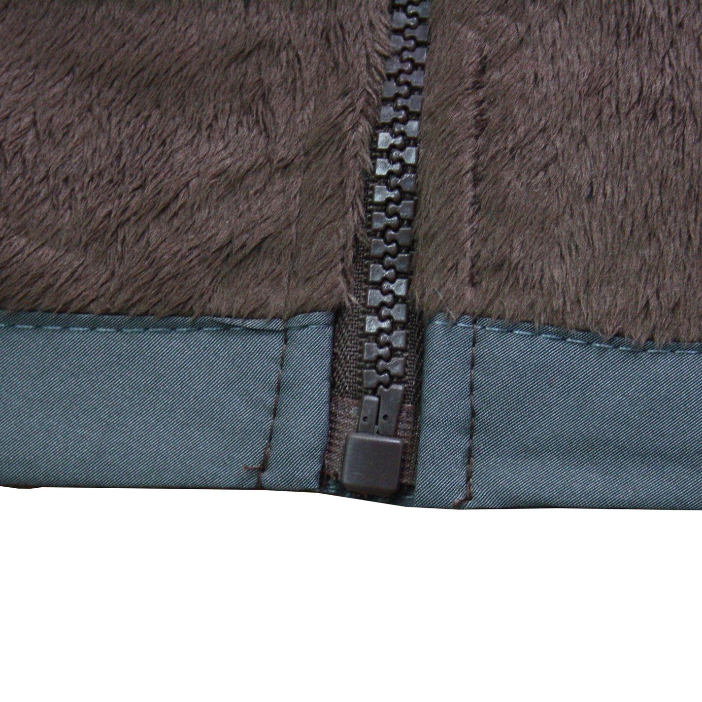 Lee-Cooper-Mens-Teddy-Fleece-Jacket-Full-Zip-Top-Coat-Sweatshirt-Jumper-Warm thumbnail 17