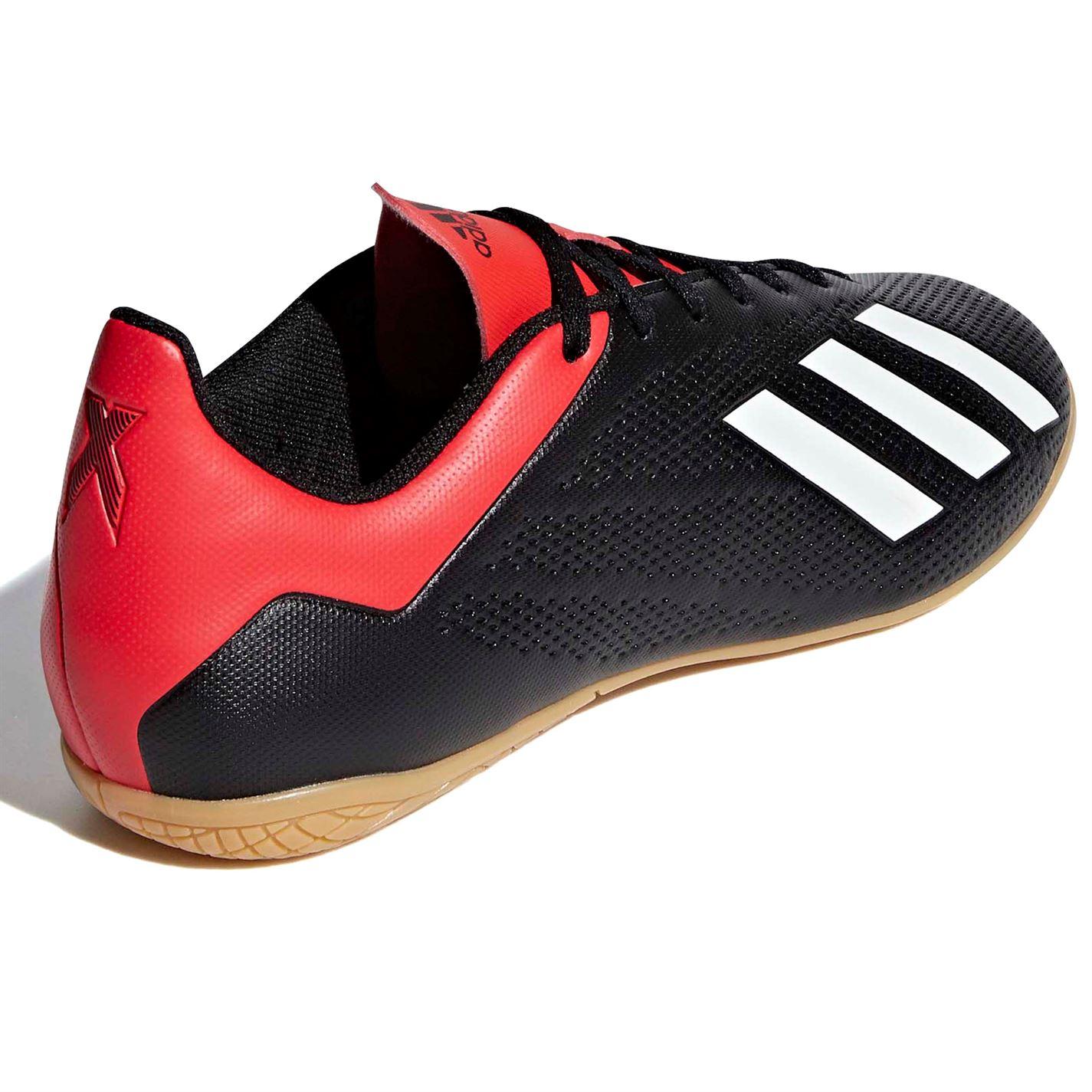 adidas X Tango 18.4 Indoor Football Sneakers Mens Gents Boots Laces Fastened