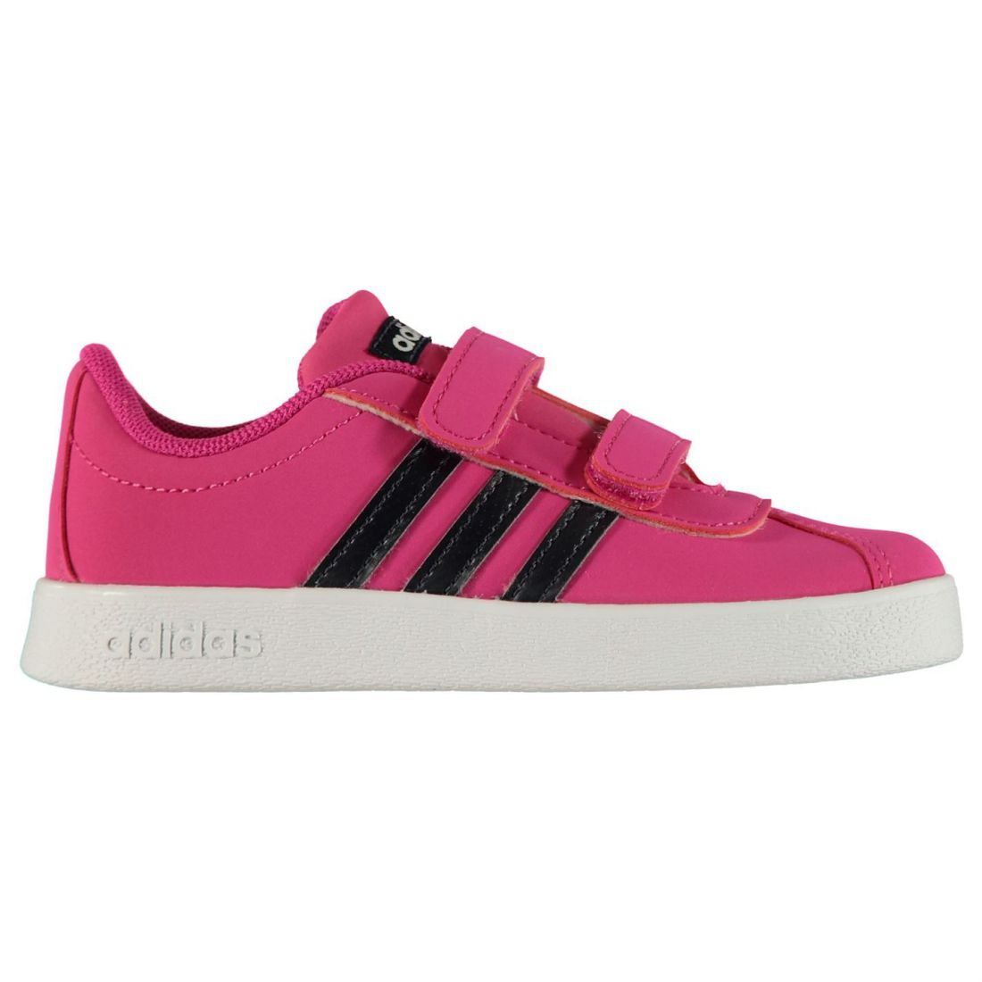 Girls' Shoes Adidas Kids Girls Alta Run Cf Infant Trainers Runners Padded Ankle Collar Hook Big Clearance Sale Shoes
