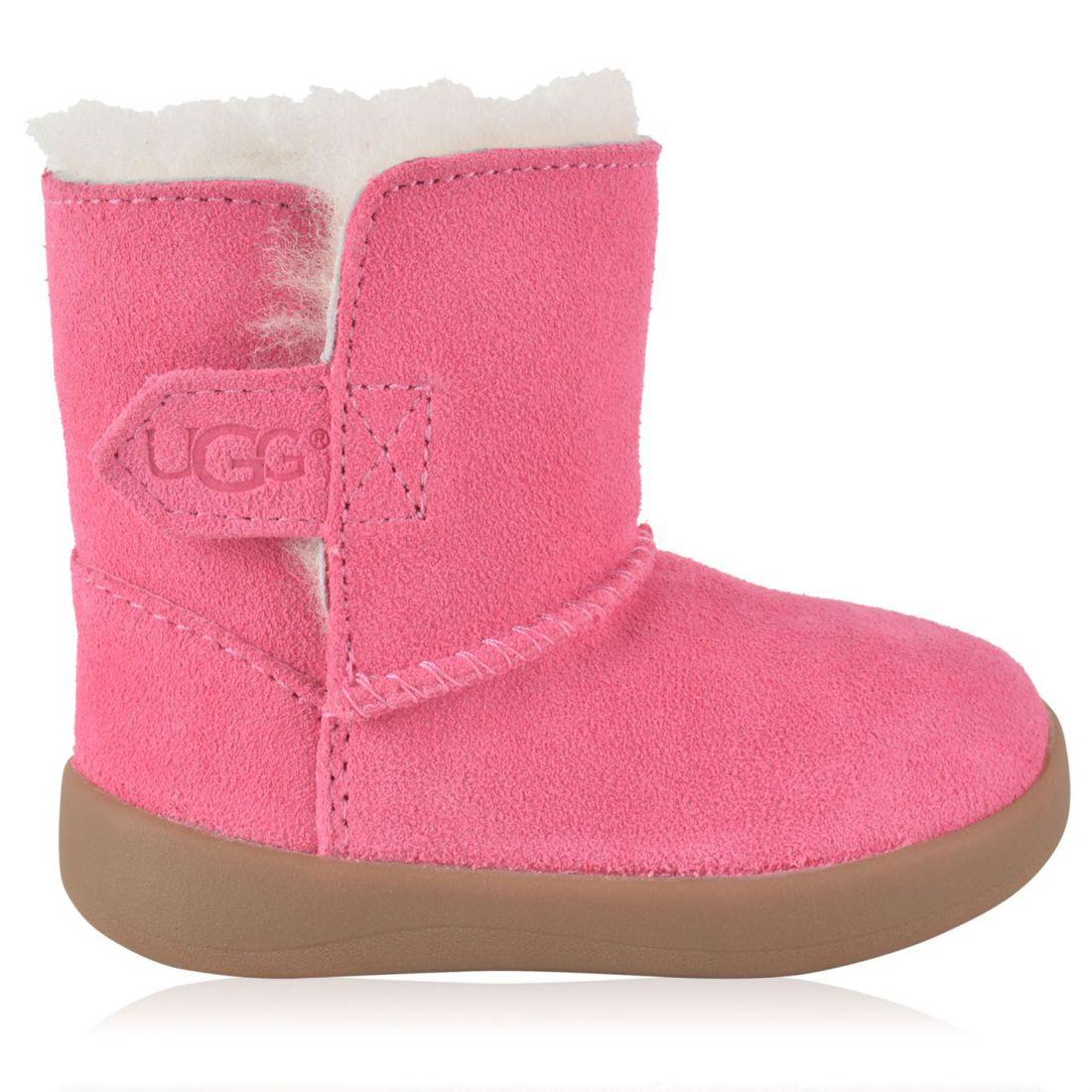 cebe29515e6 Details about Ugg Kids Girls Keelan Boots Snug