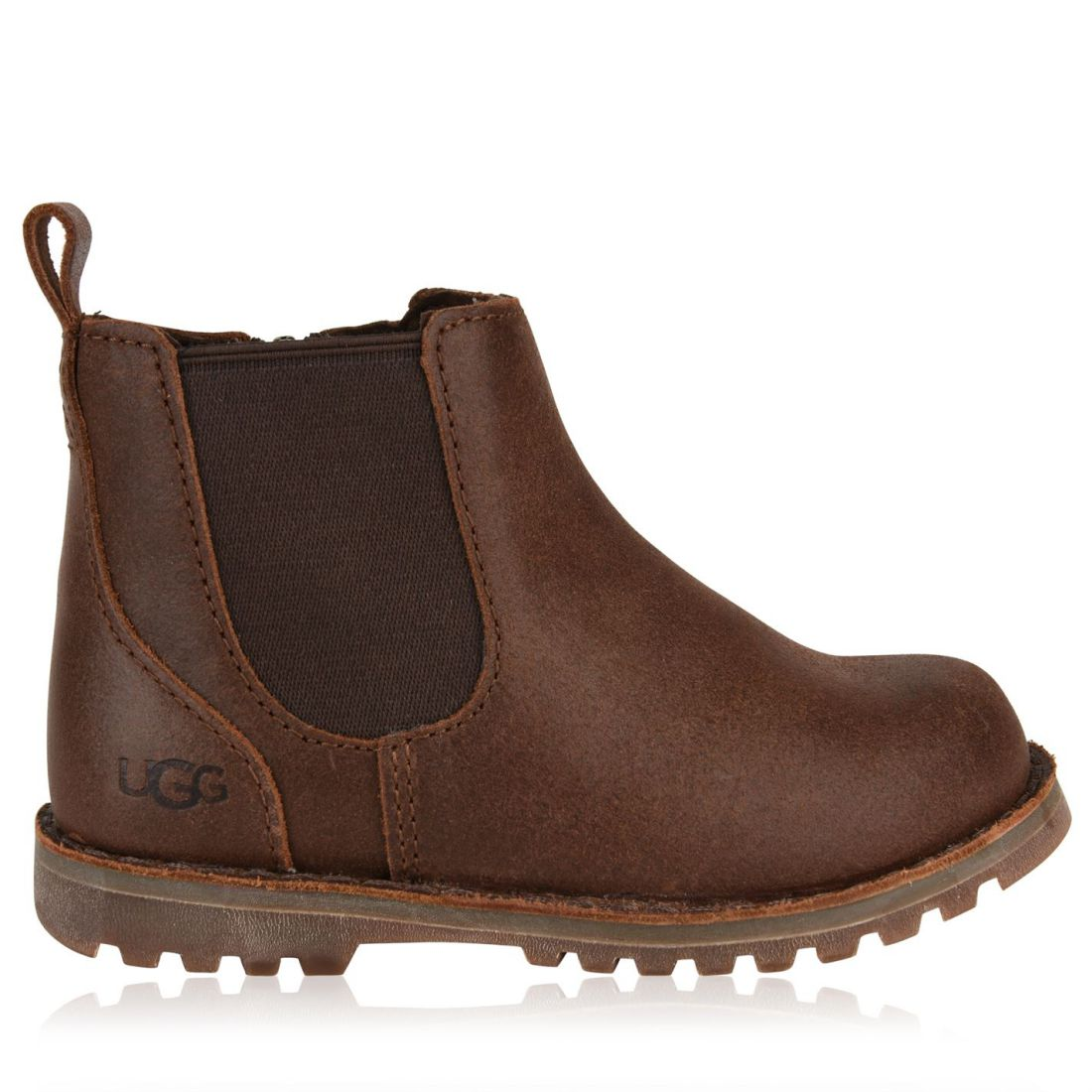3307c67c83b Details about Kids Boys Ugg Callum Ankle Boots Zip New
