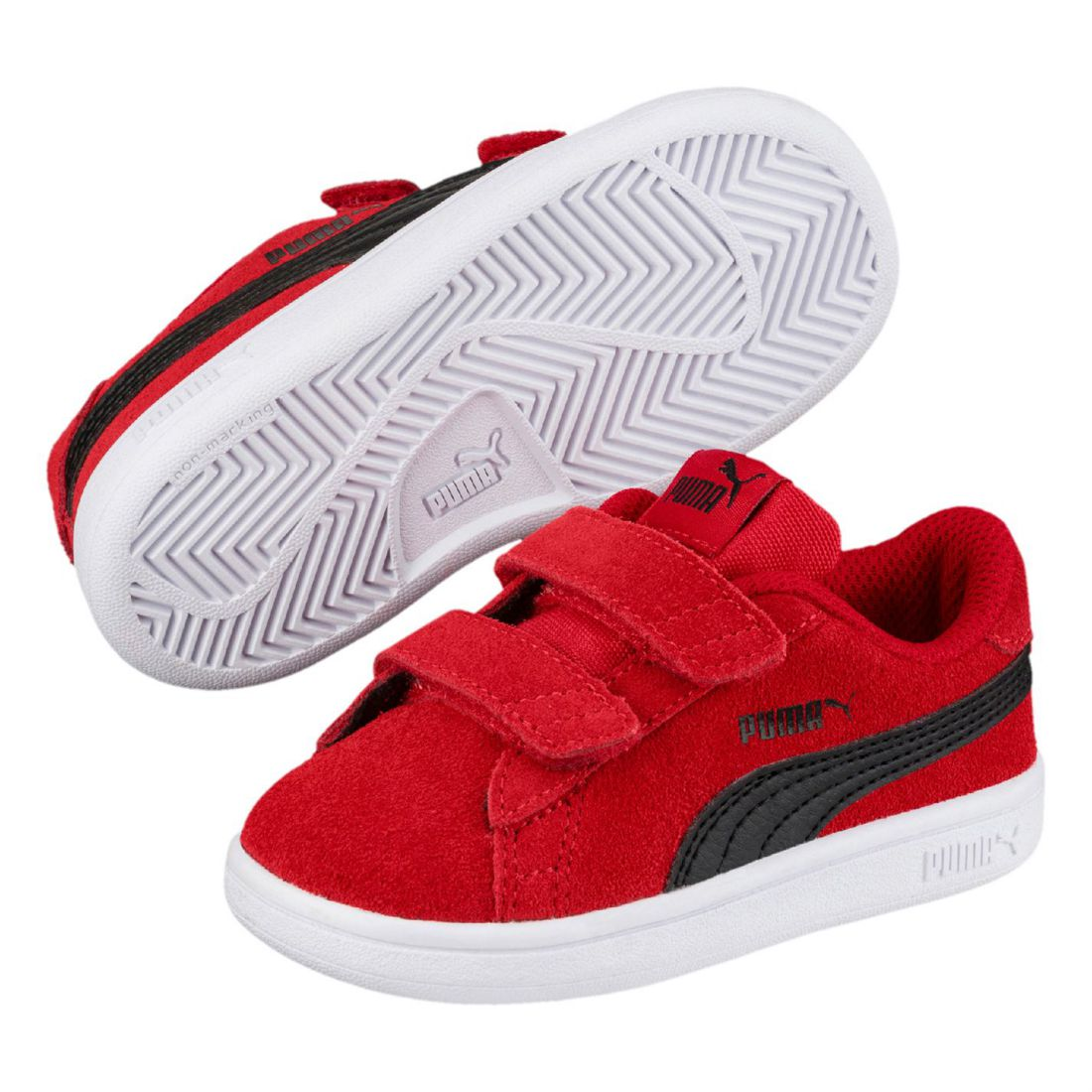 Details about Puma Smash Suede Inf 84 Childrens Sneakers