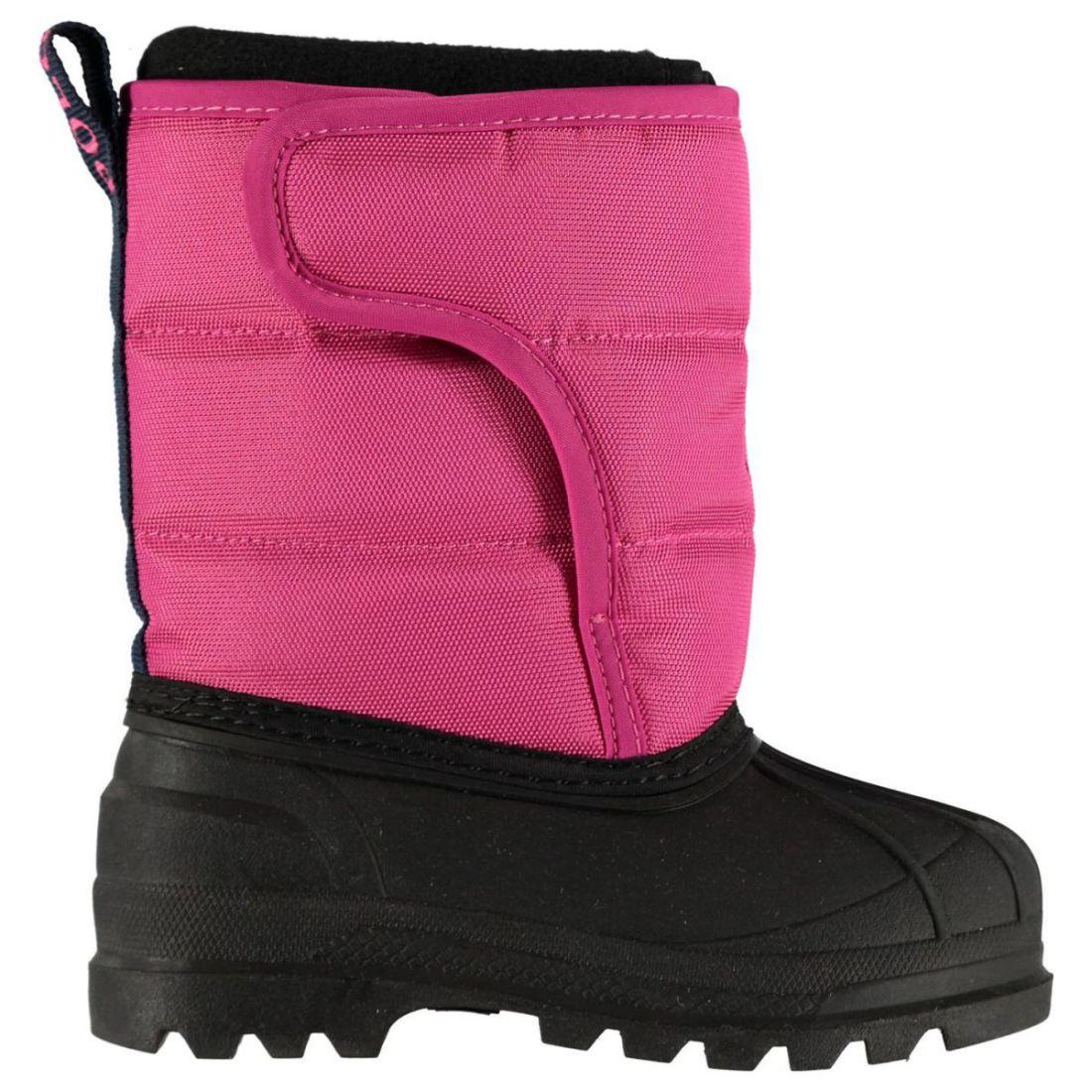 58697504135 Details about Kids Polo Ralph Lauren Hamilten II EZ Snow Boots Wellingtons  Touch and Close New