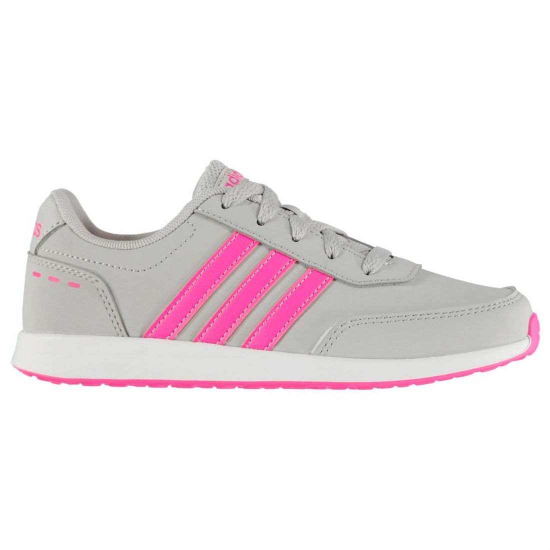 Adidas Switch Ragazze Scarpe Da Ginnastica I Corridori Con Chiusura A Lacci-mostra Il Titolo Originale