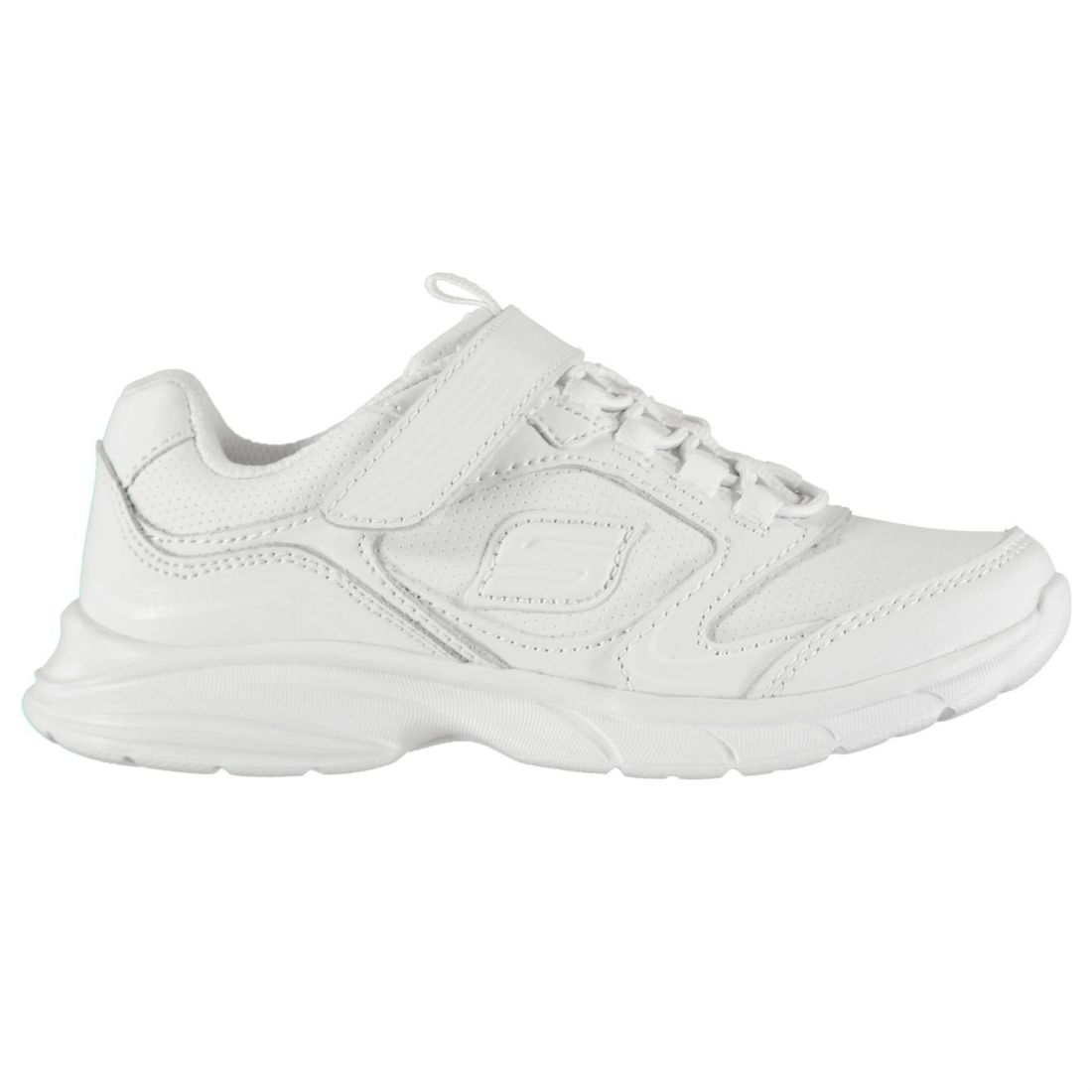 Hot Skechers Shoes For Kids Skechers Vim Strap Trainers
